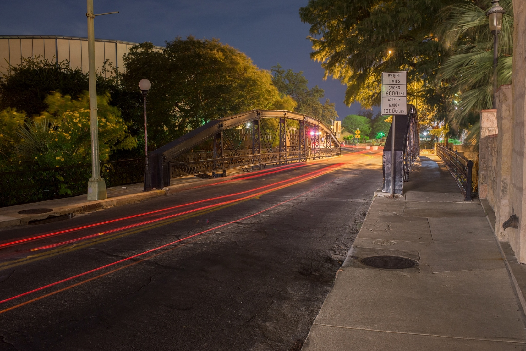 Night Bridge by Dealsnphotos