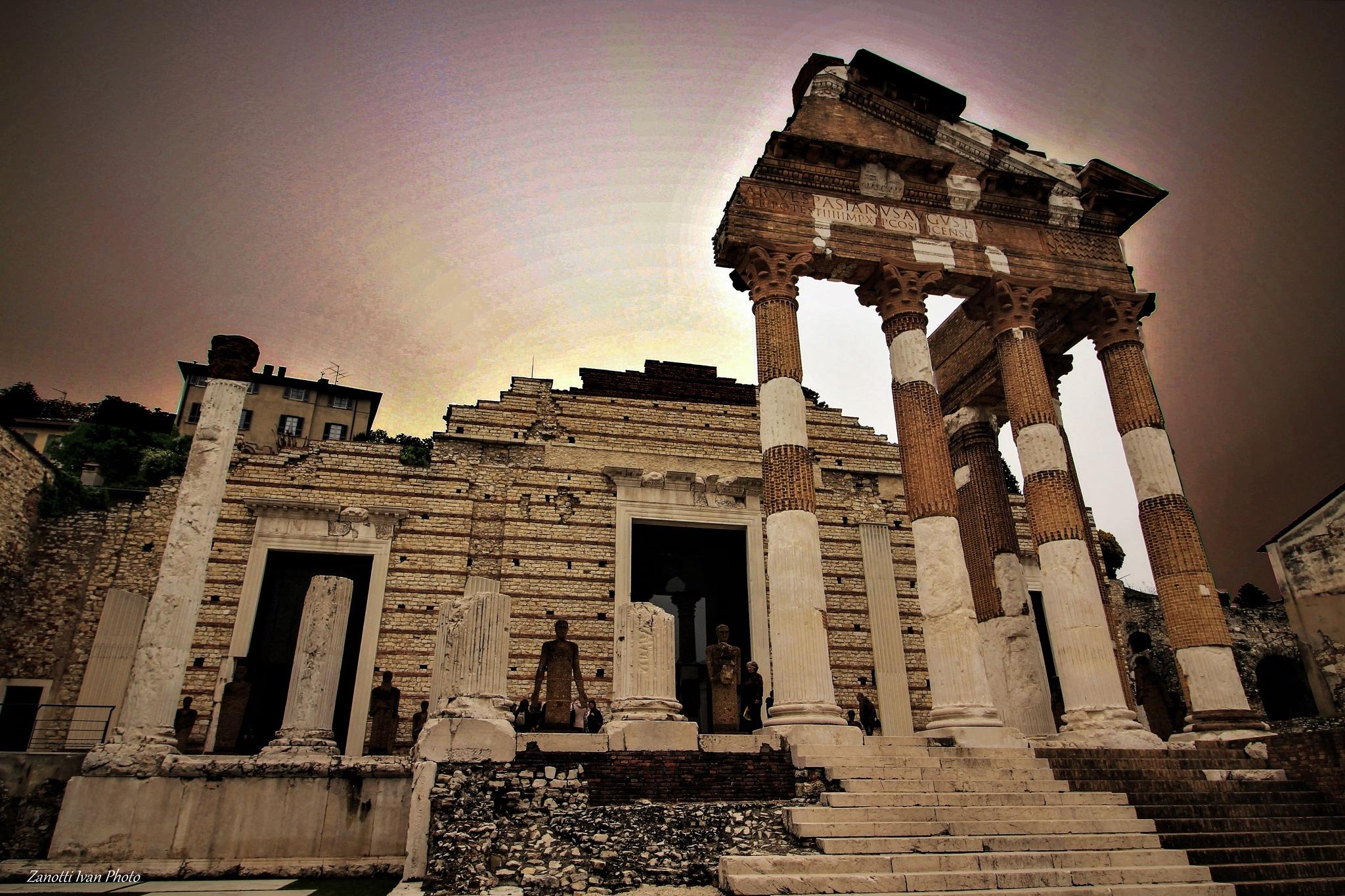 Capitolium  by Ivan 63