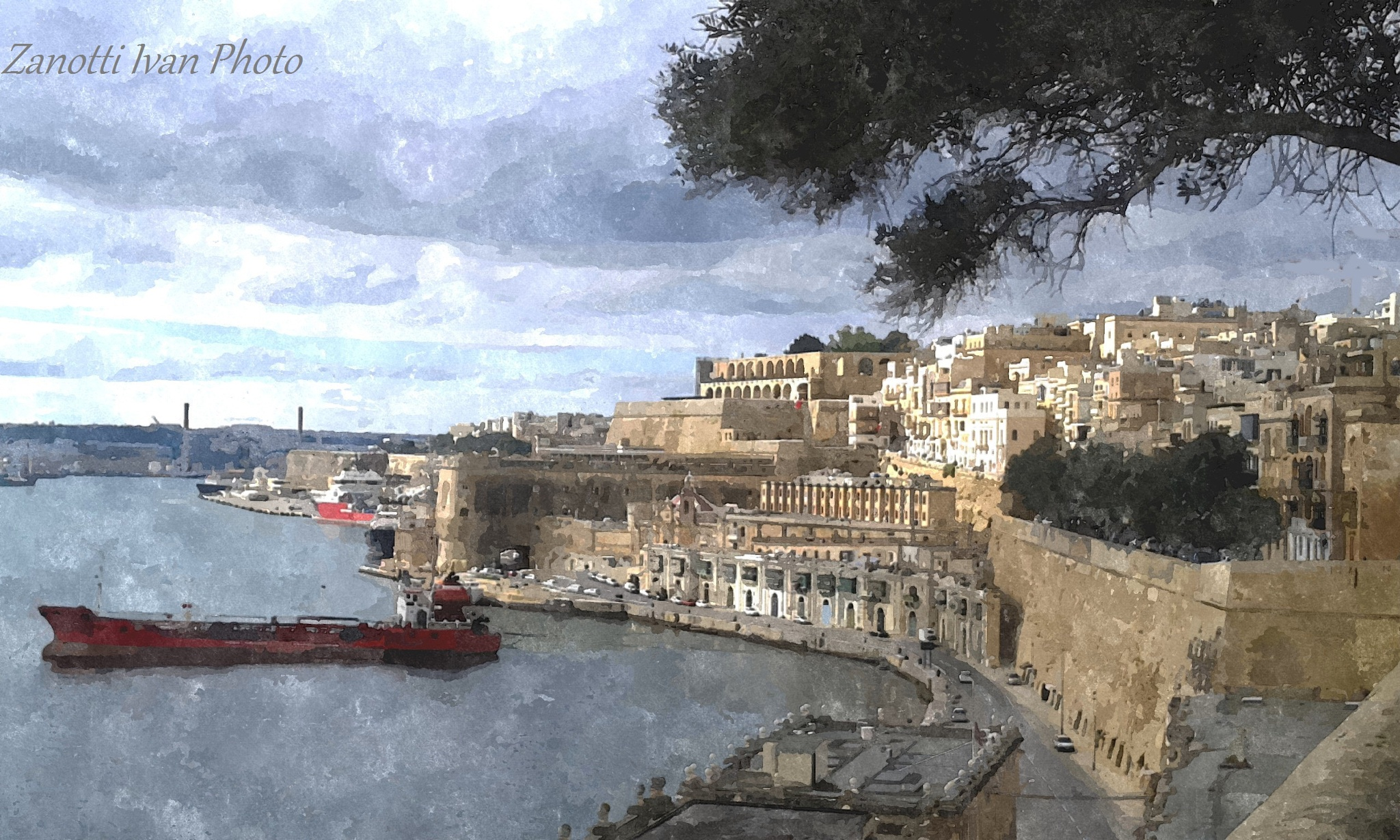 La Valletta by Ivan 63