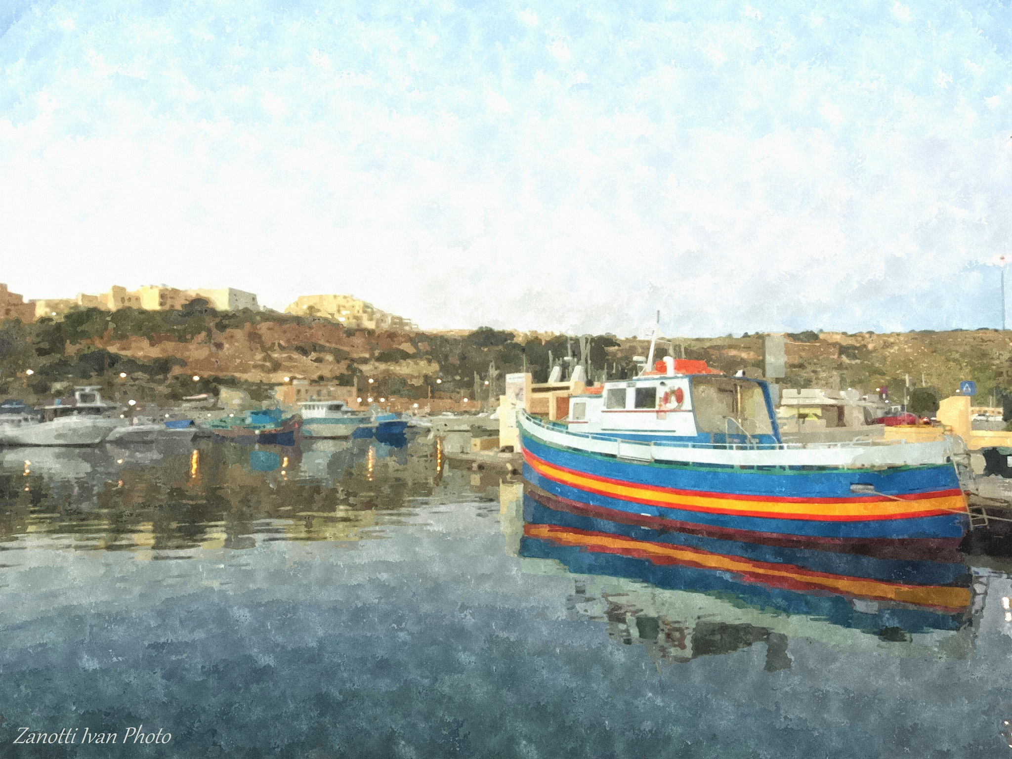 Porticciolo in Gozo by Ivan 63