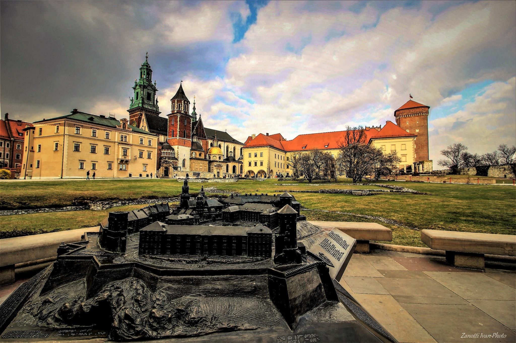 Wawel  Castle by Ivan 63