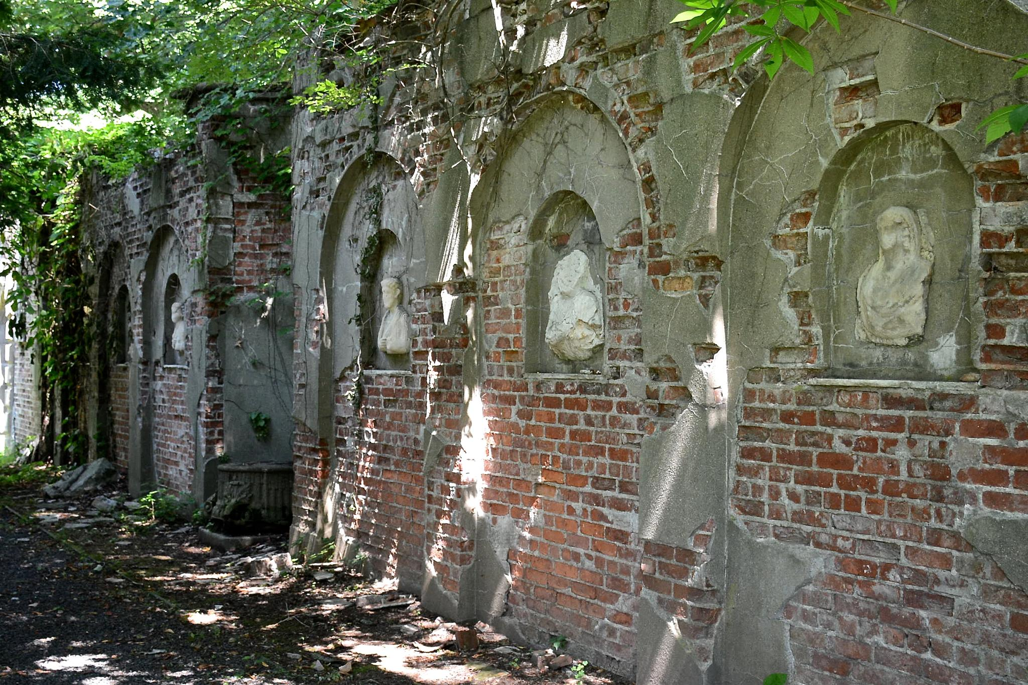 Memorial in Ruins by Kathy Lebron Photography