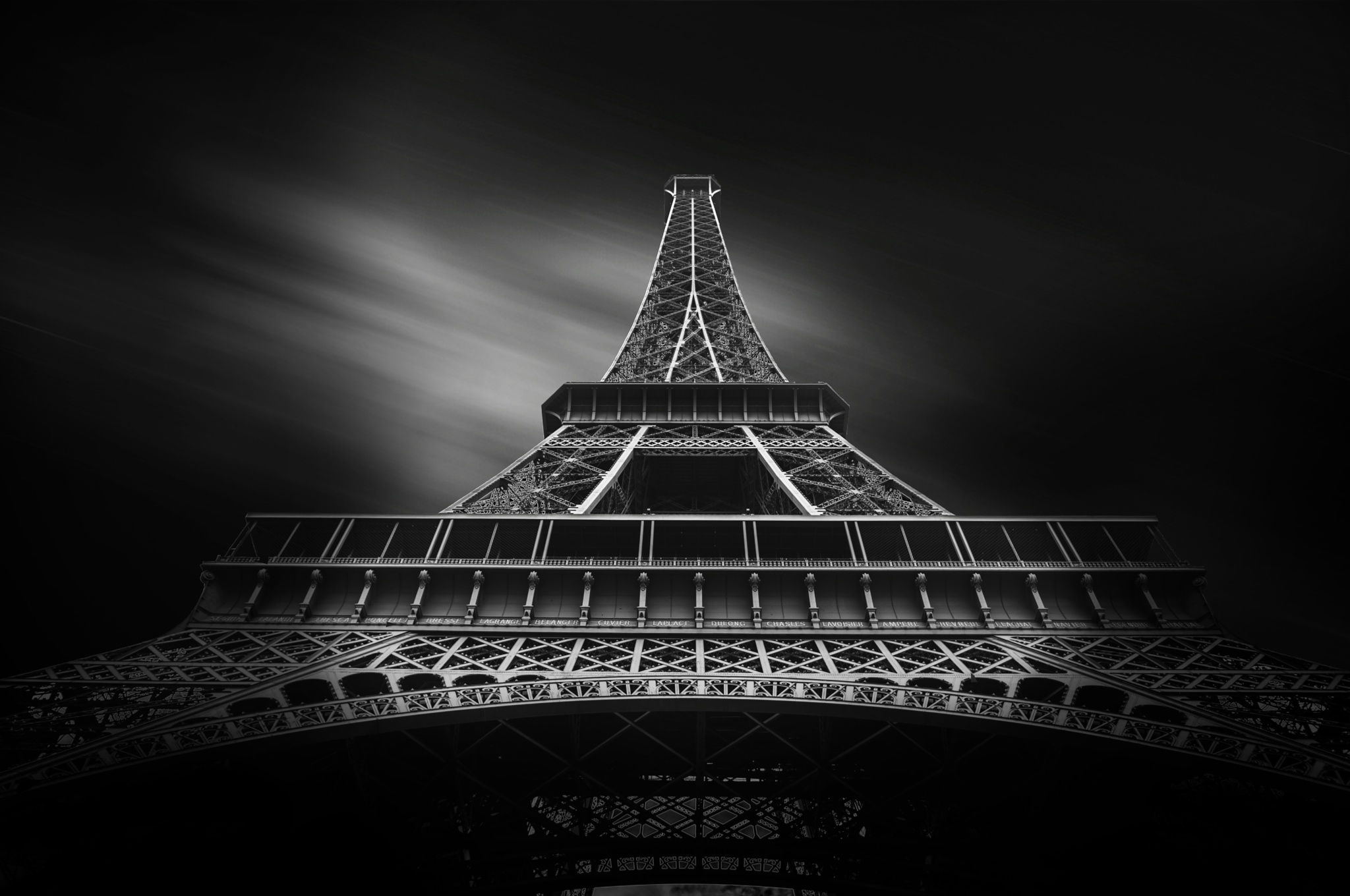 Eiffel Tower by RafalWroblewski