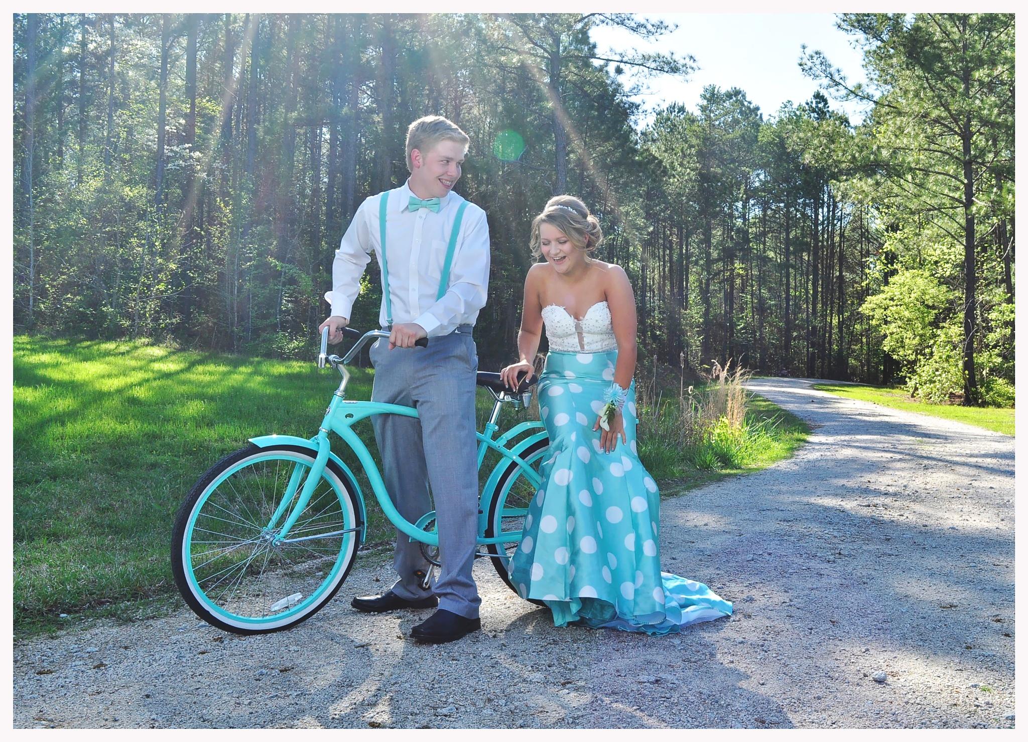 Bike Ride by Heather Greene