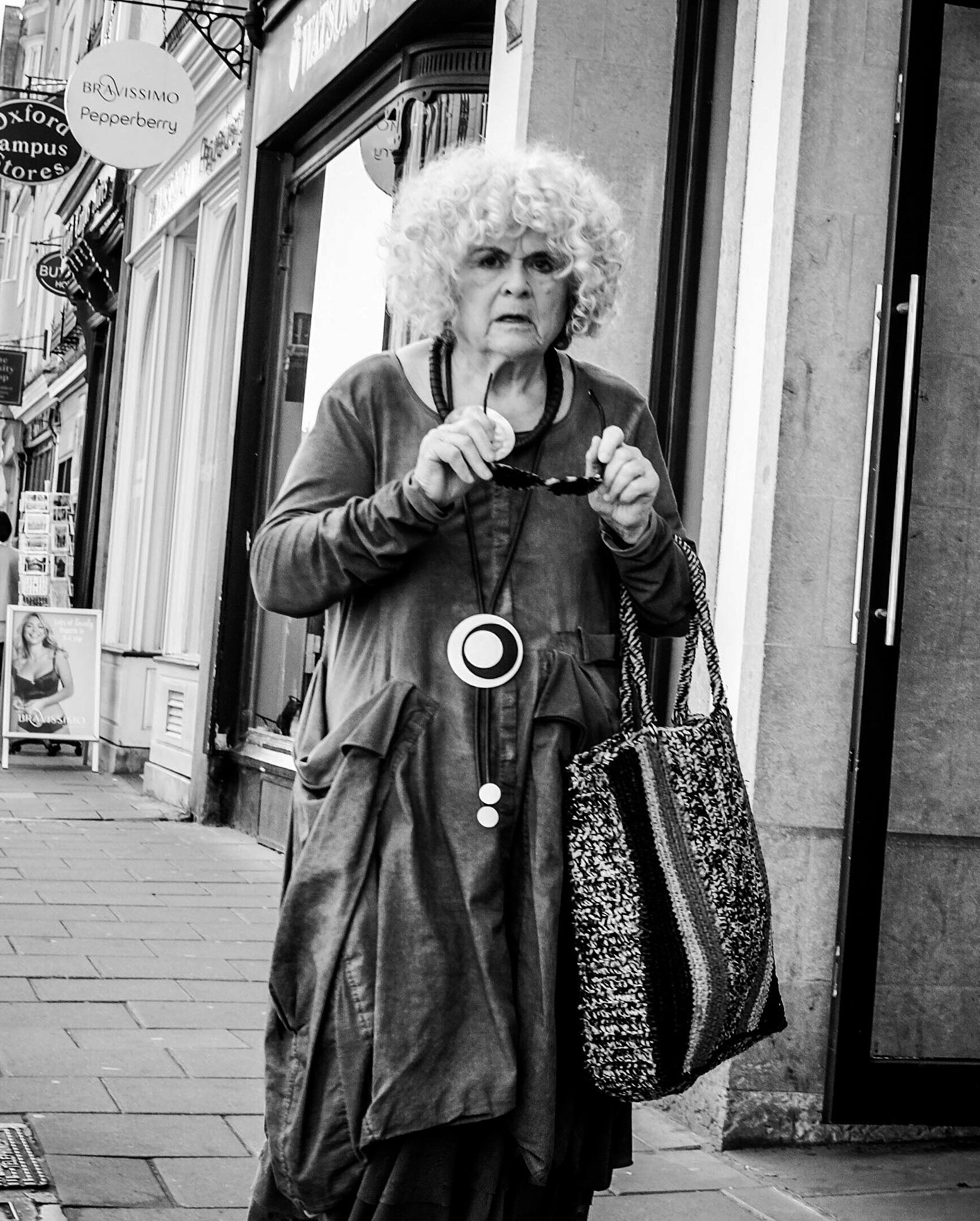 Dusty Springfield!,Oxford UK by Jim Darke