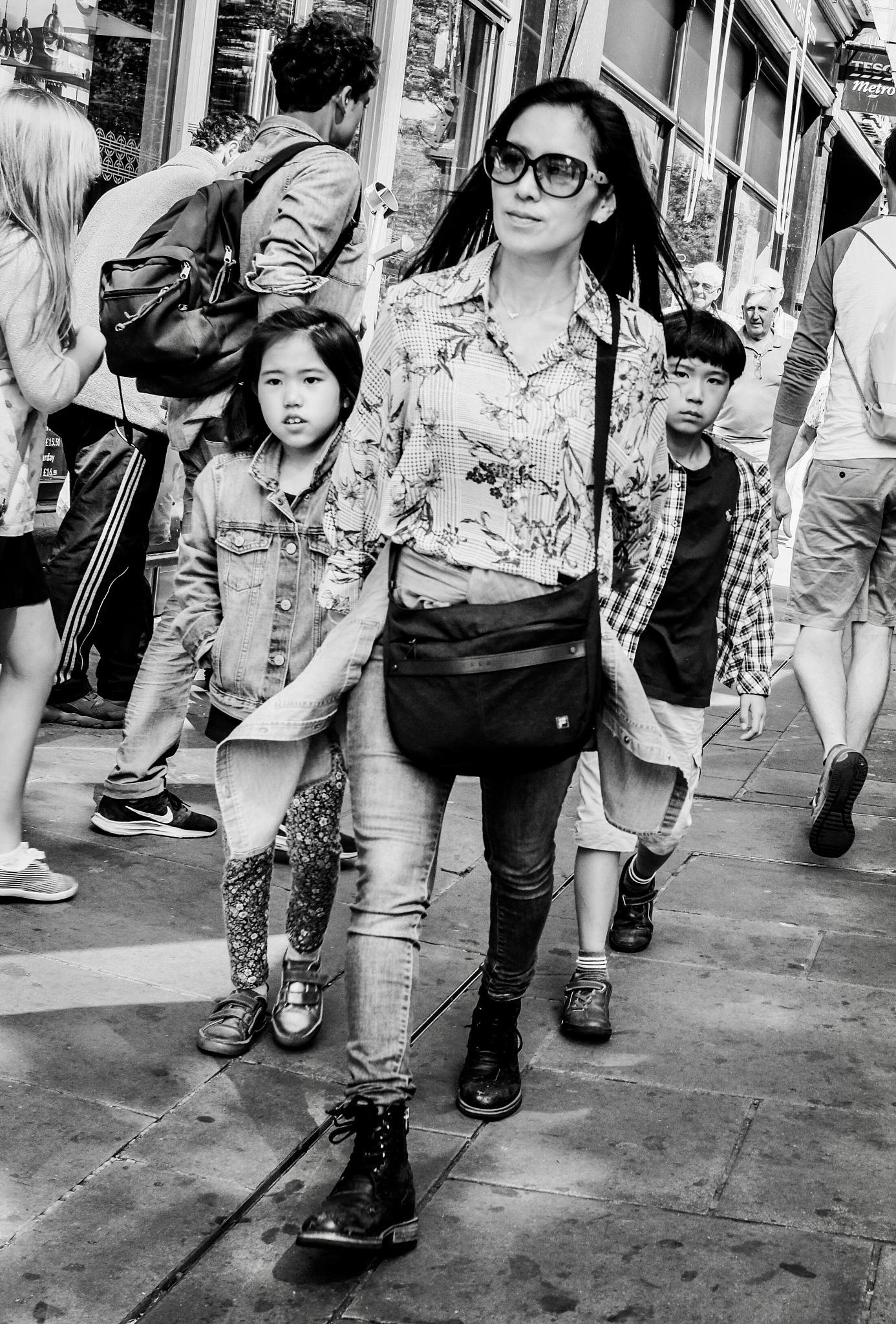 Mother&Children,Oxford UK by Jim Darke