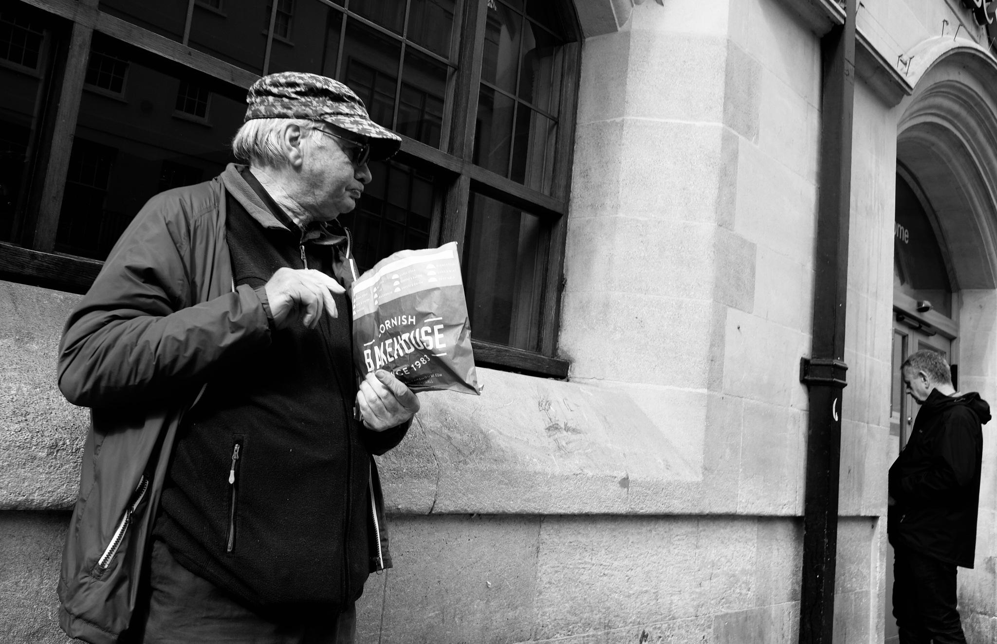 Oxford UK by Jim Darke