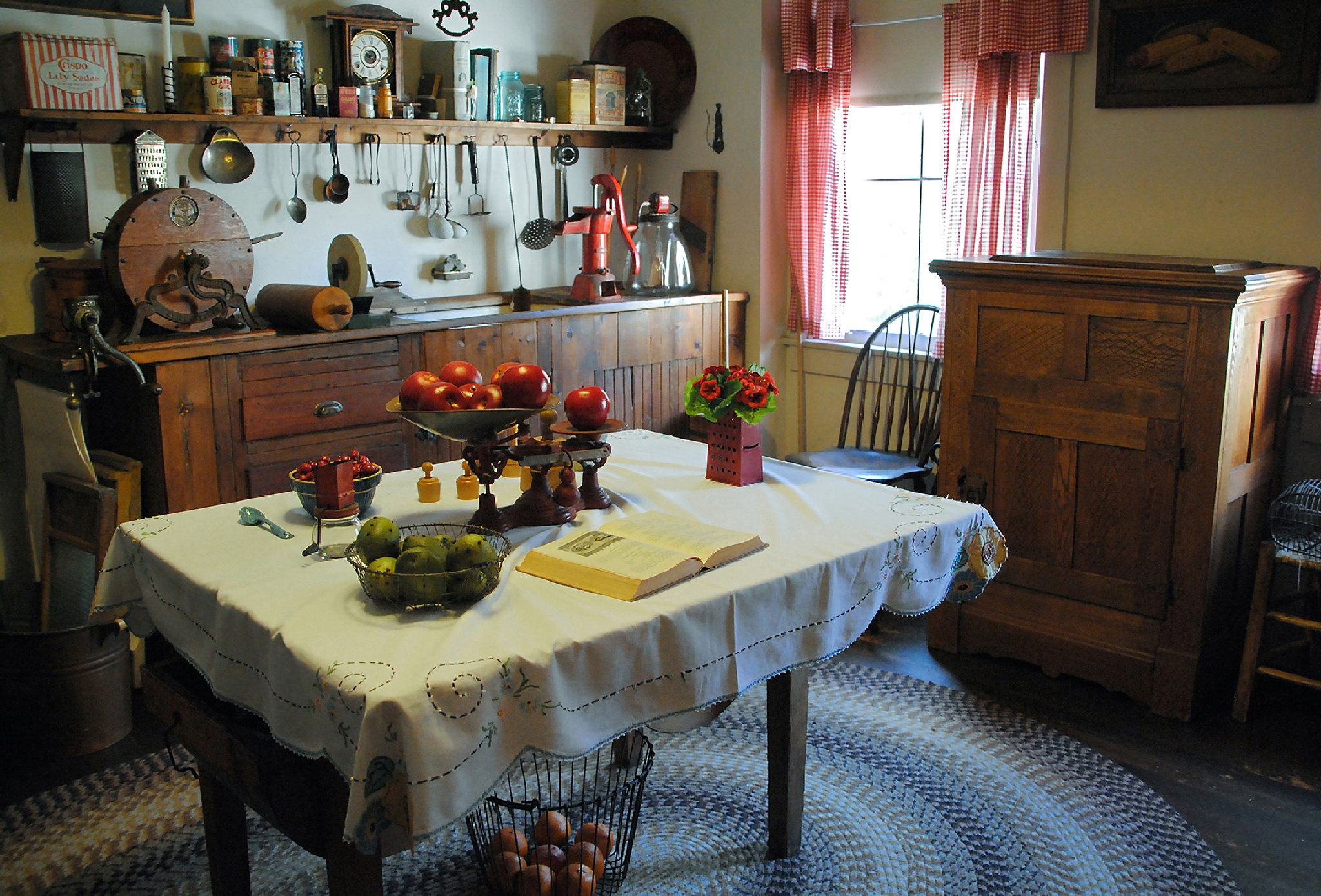 Old Fashioned Kitchen by Lormet-Images