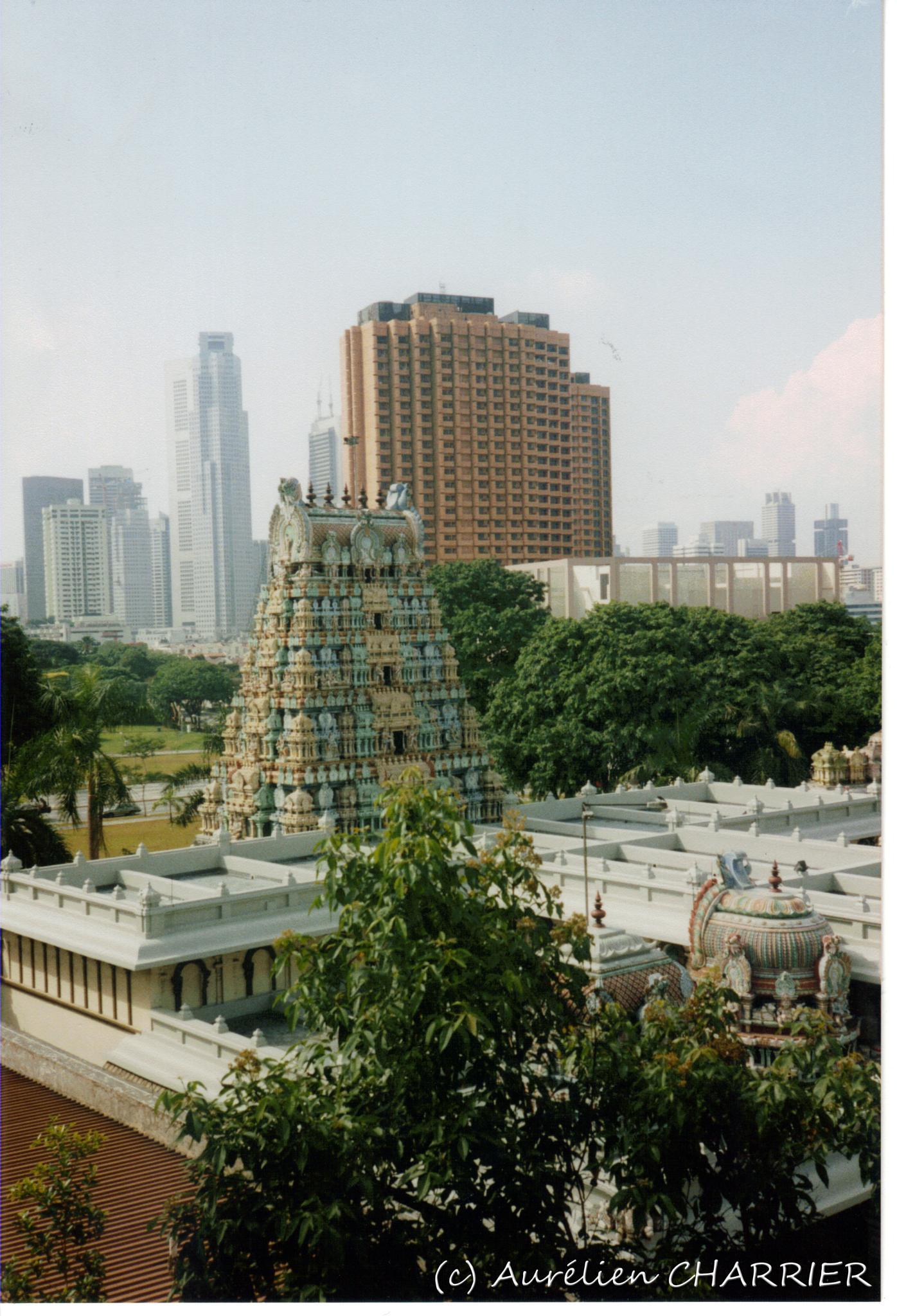 (1994) Singapore (argentic) by Aurélien CHARRIER