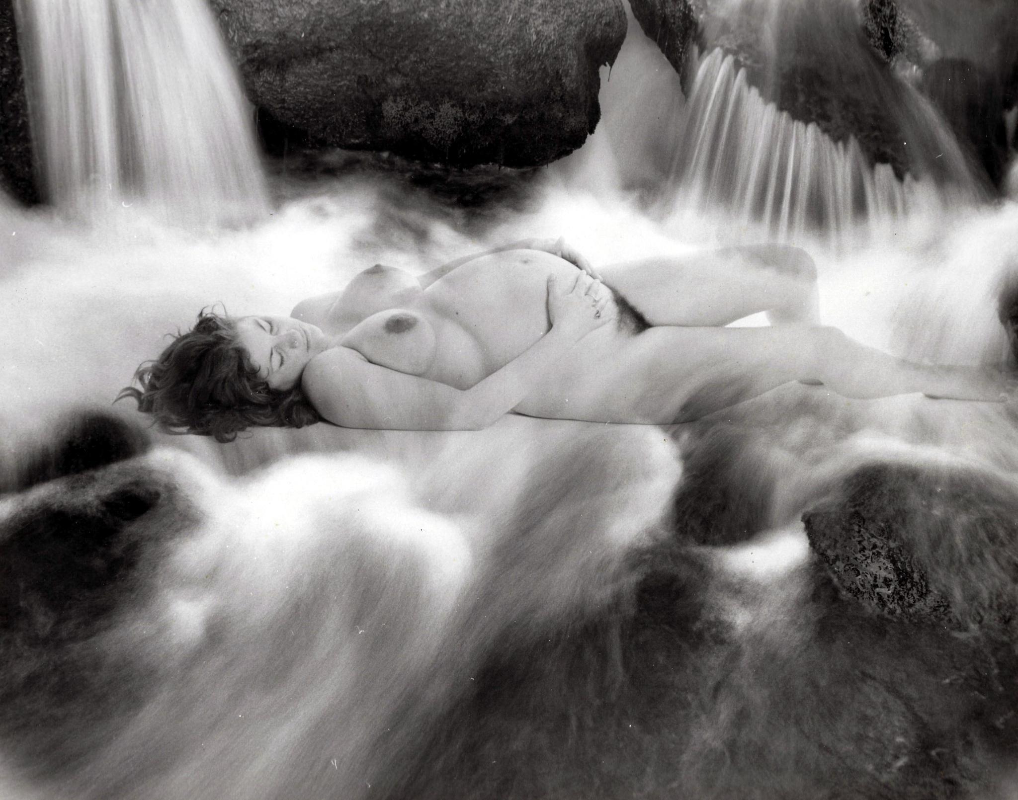 Water birth by downwindpassage