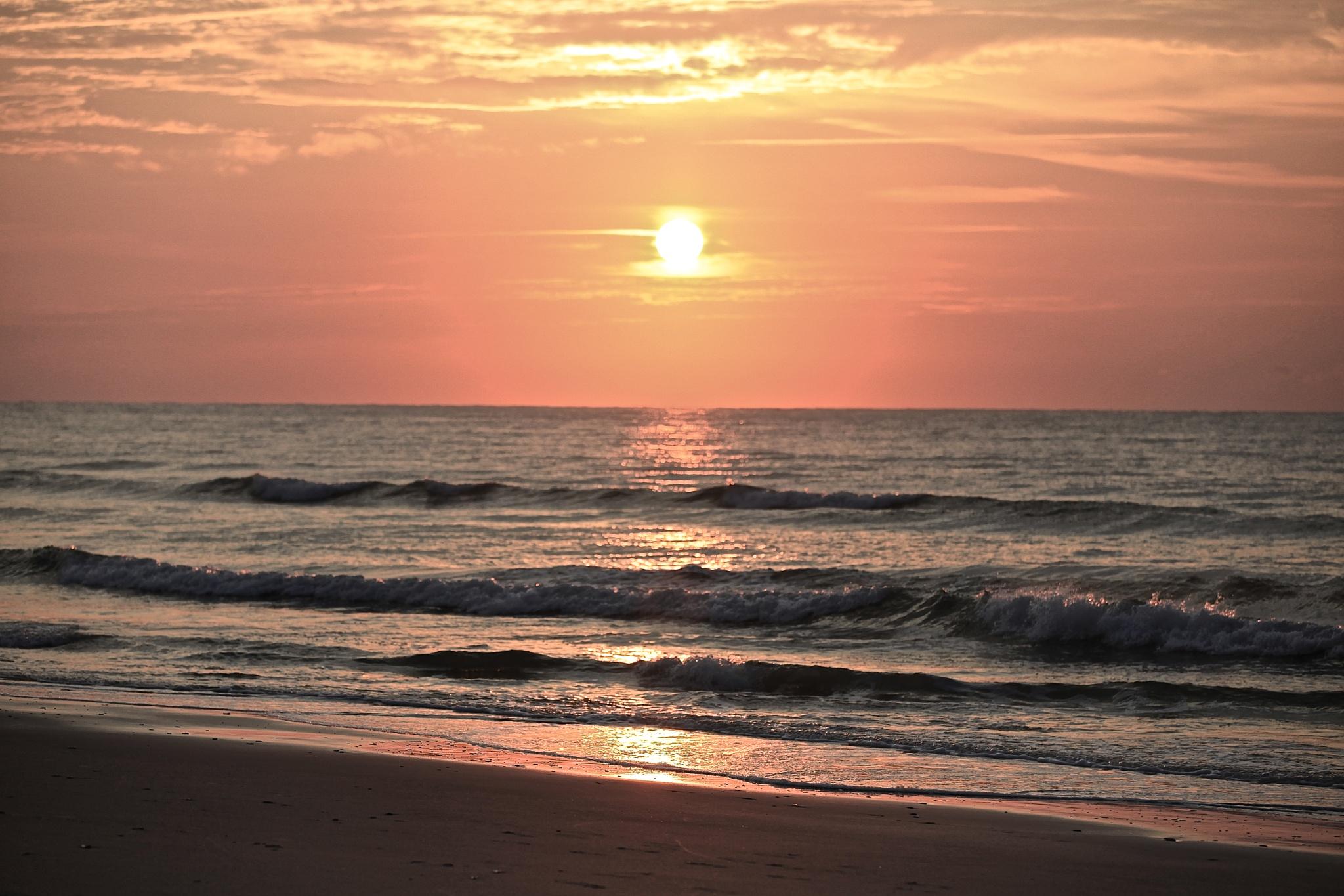 Sunrise by Tom Ratigan