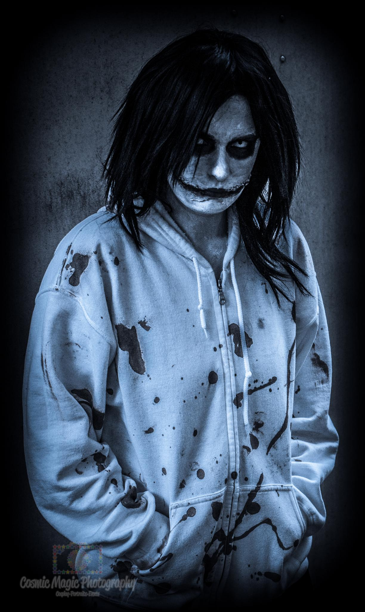 Creepypasta - Jeff The Killer @ Hoshicon 2015 by Gina Adkins