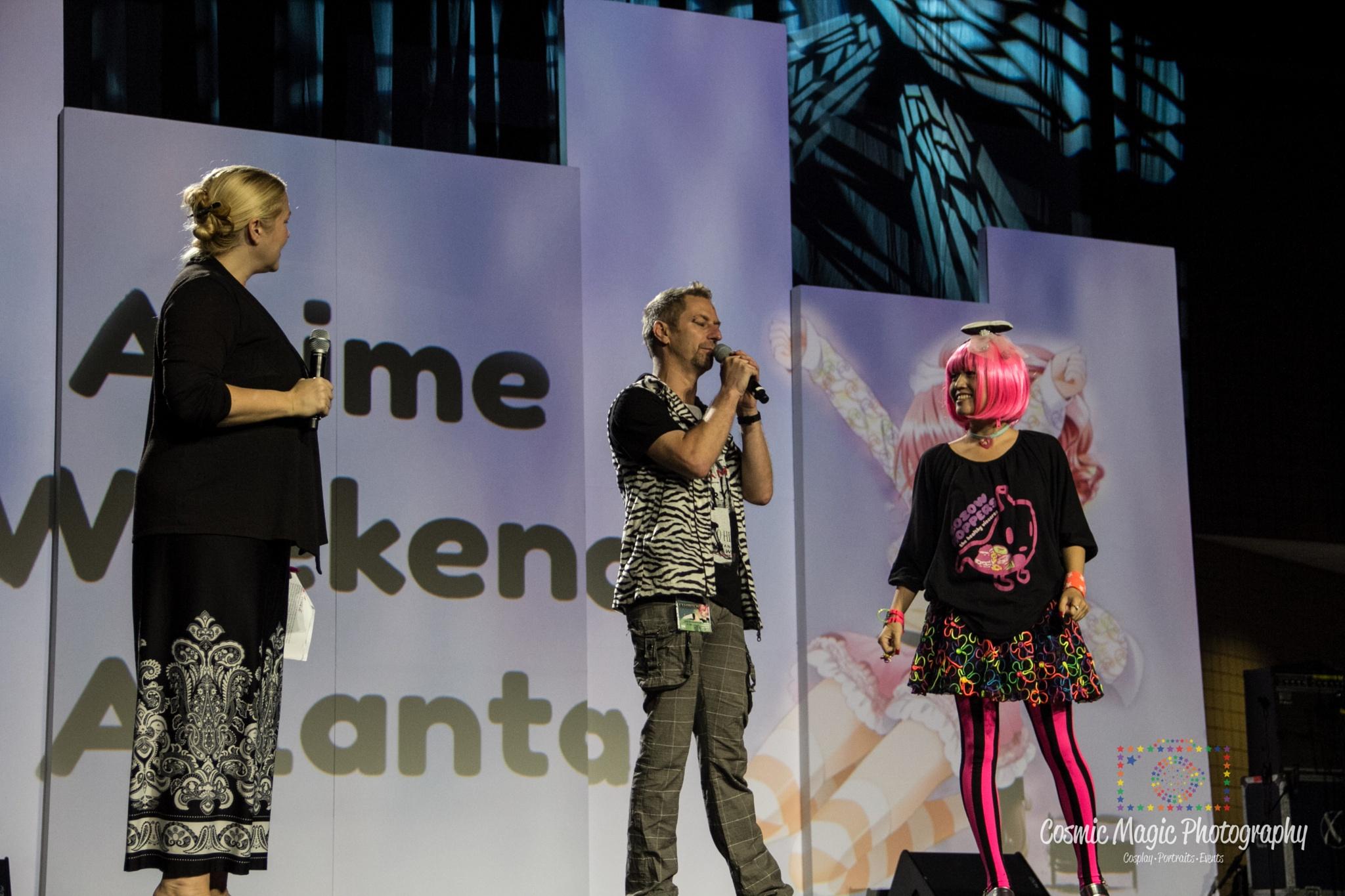 Anime Weekend Atlanta 2015 - Opening Ceremonies by Gina Adkins