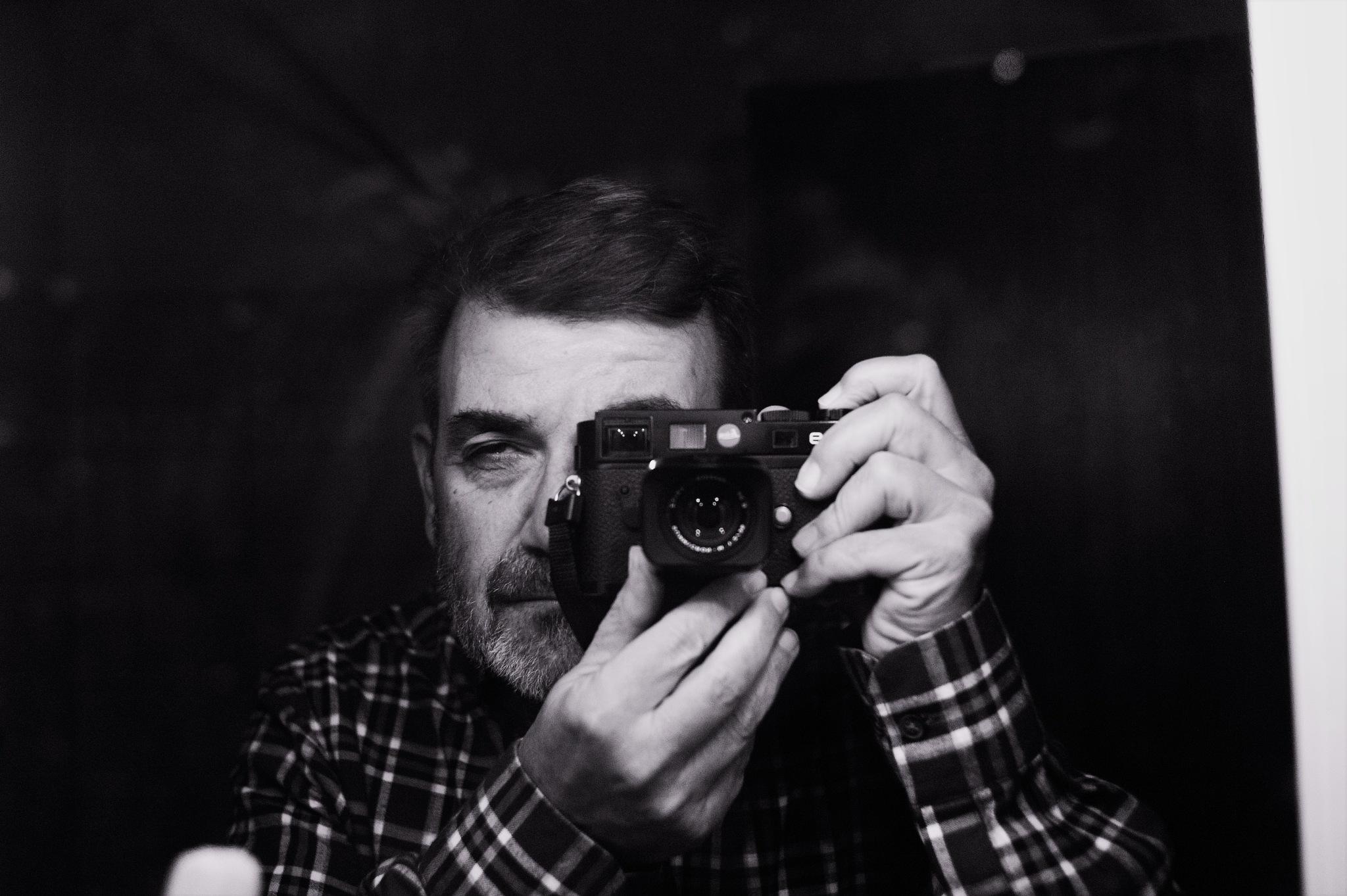 selfie by terzis george