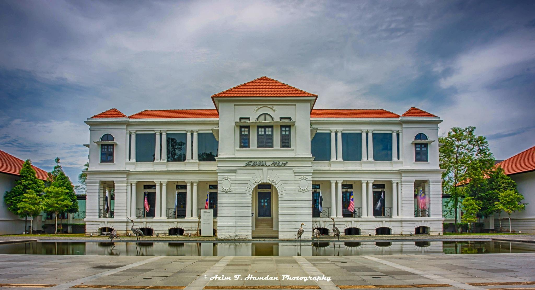 The Sultan Abu Bakar Museum by Azim Taufik Hamdan