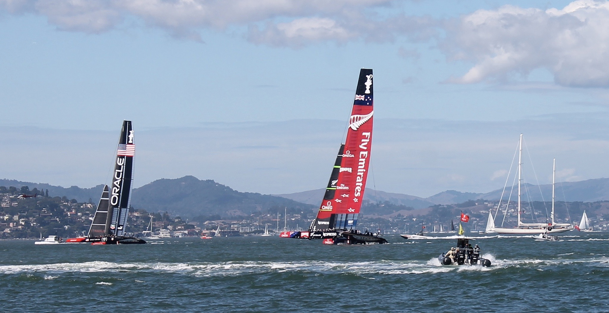AMERICA CUP'S SAN FRANCISCO  by MarilynGraham
