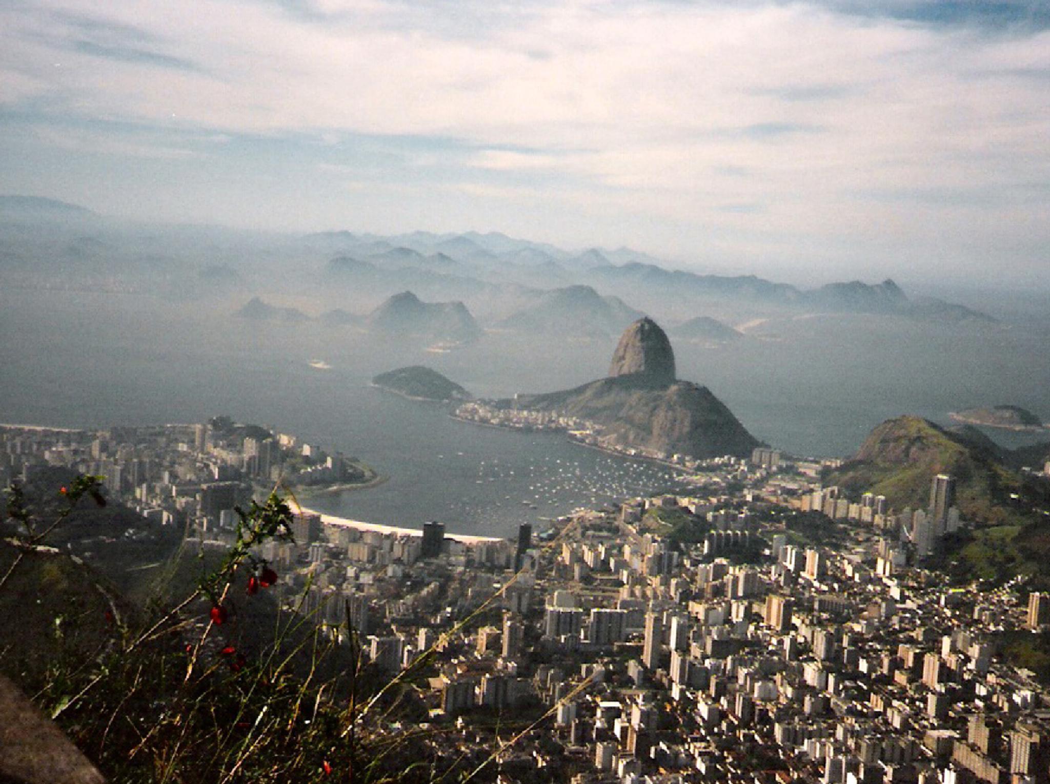 RIO DE JANEIRO PANORAMA by MarilynGraham