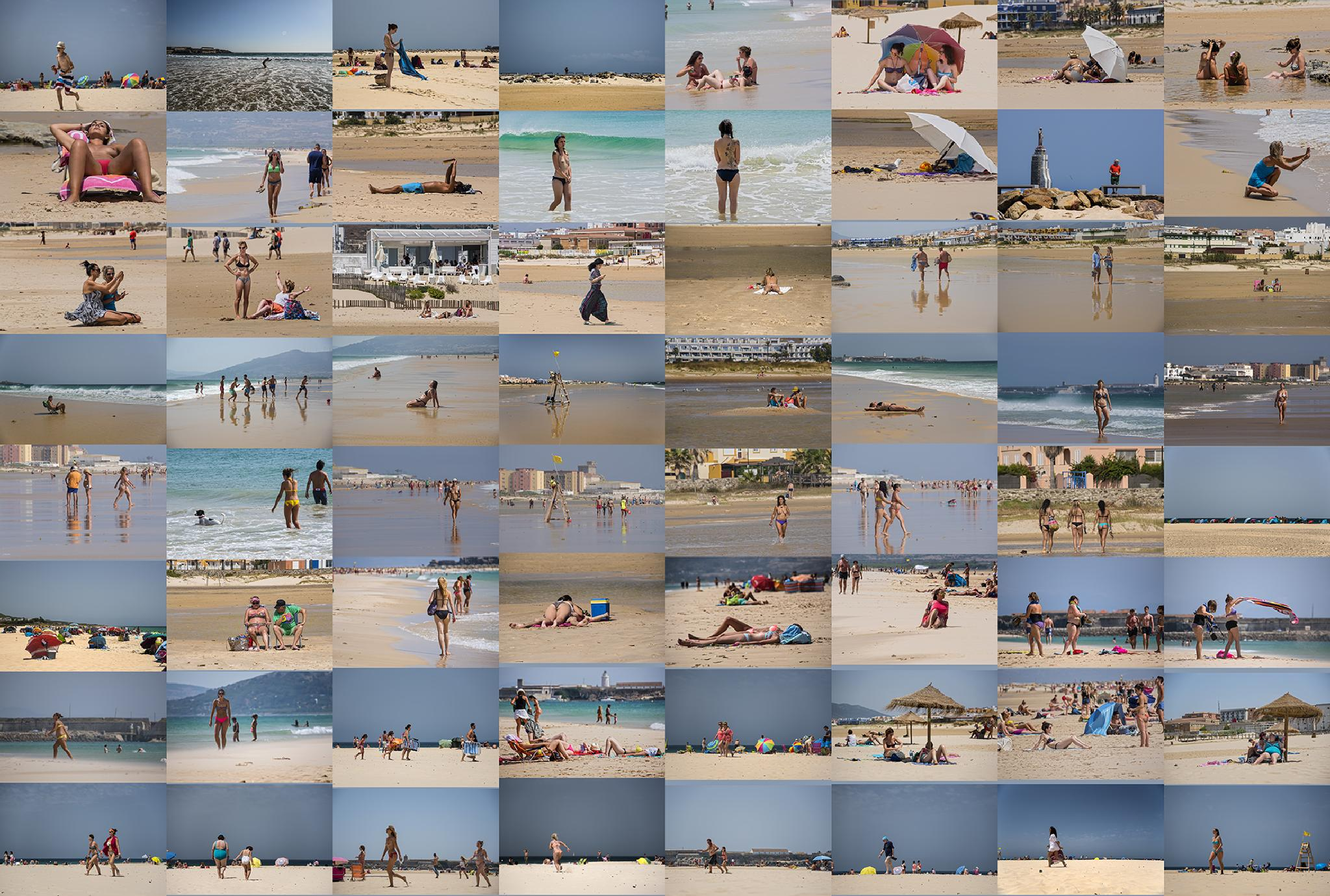 beach life by Massimo Zanderin