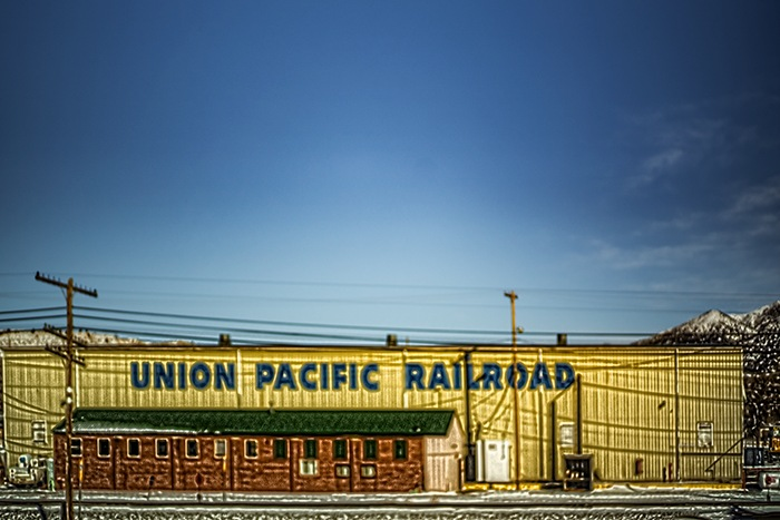 Union Pacific by wilson