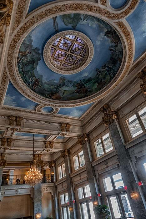 Opulent Atrium by wilson