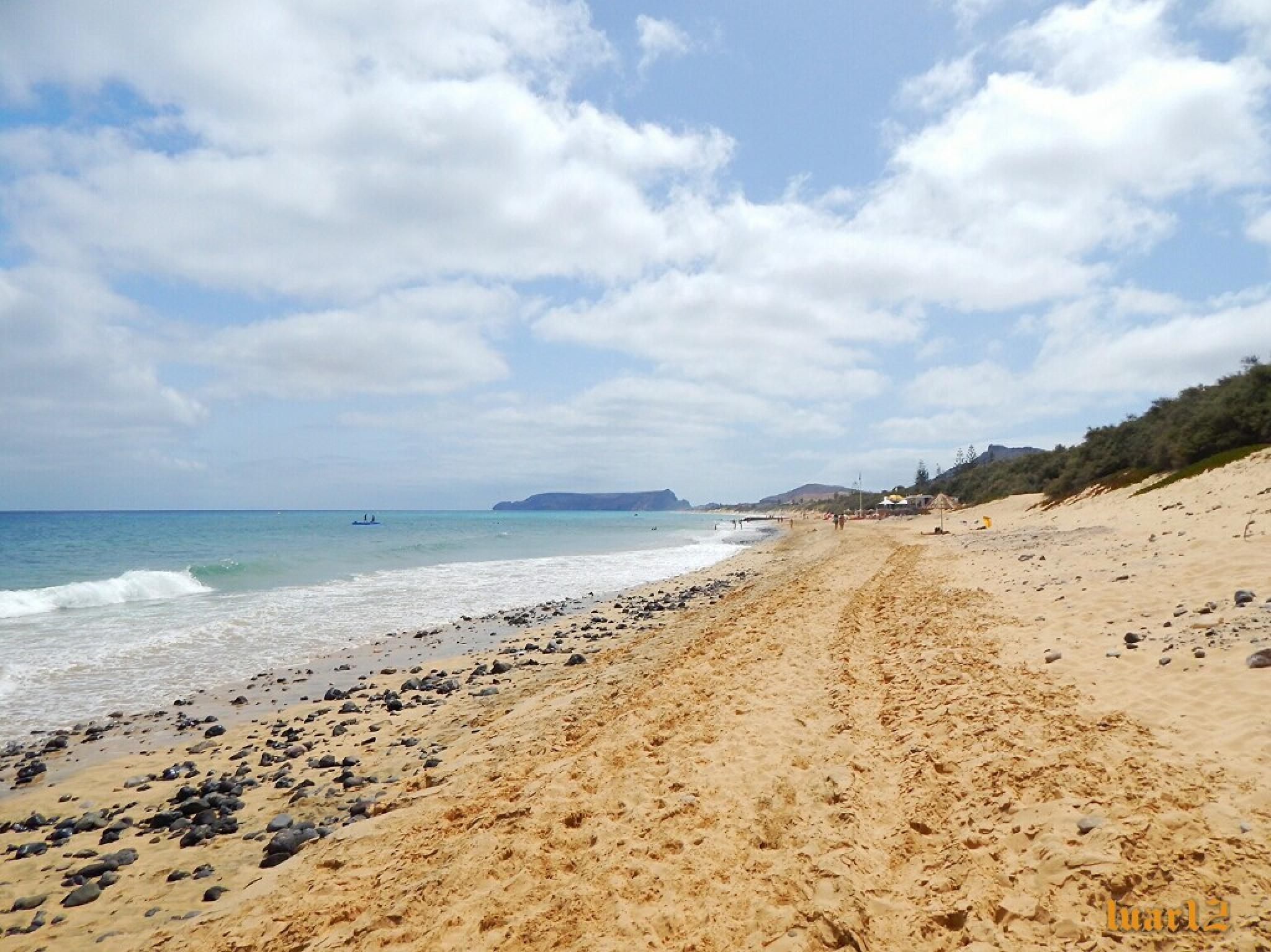 Bela praia by luar12