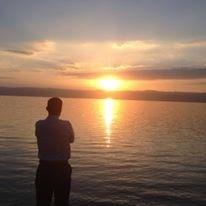 Watch the sunset  by Joseph