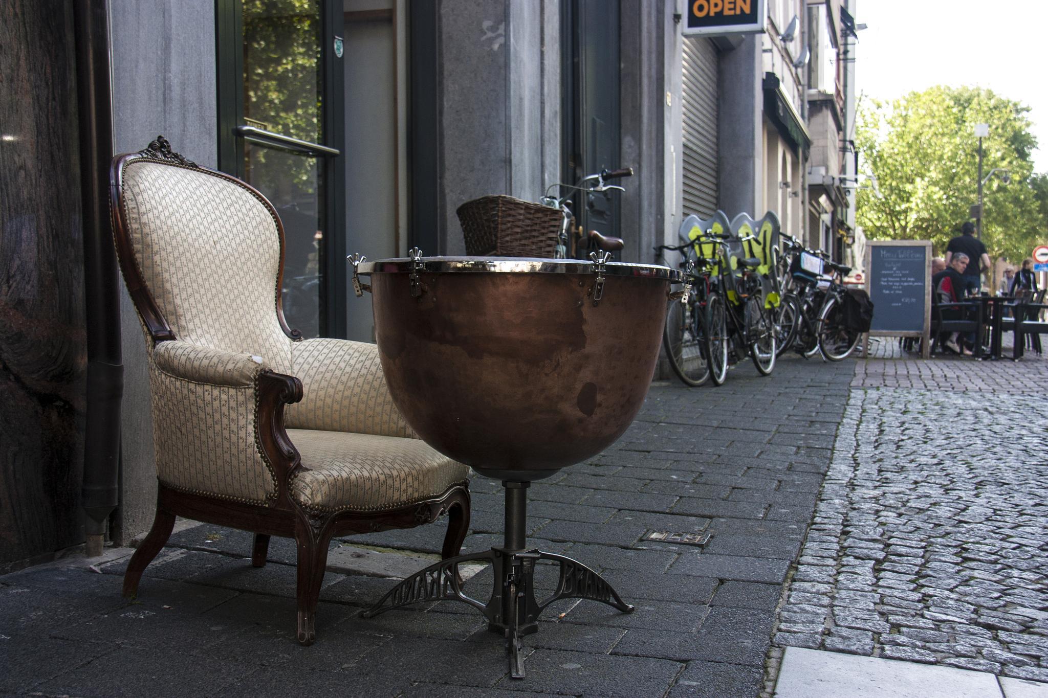 Belgium - Antwerp by Ronald Root