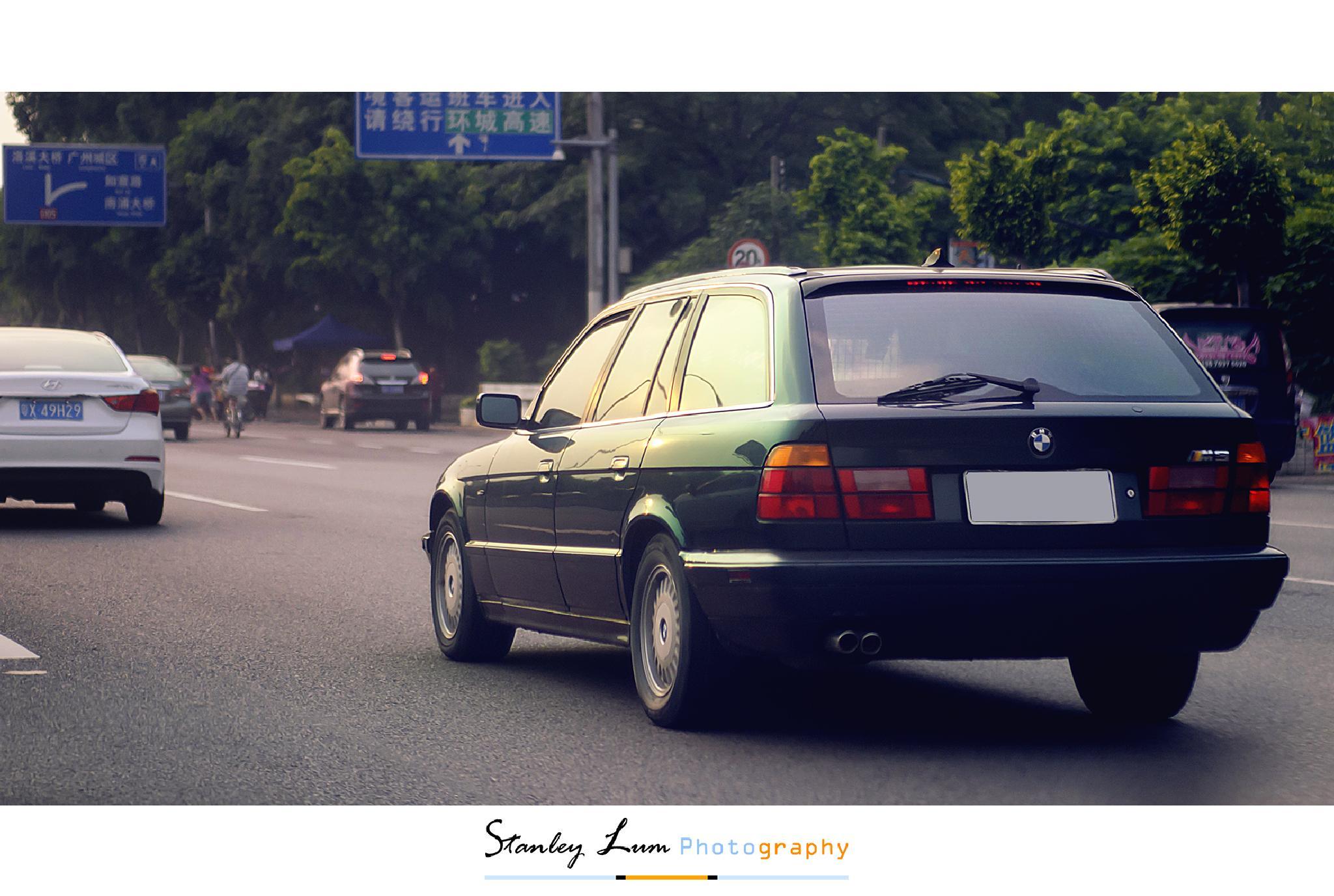 BMW 525IX (E34) by StanleyLum