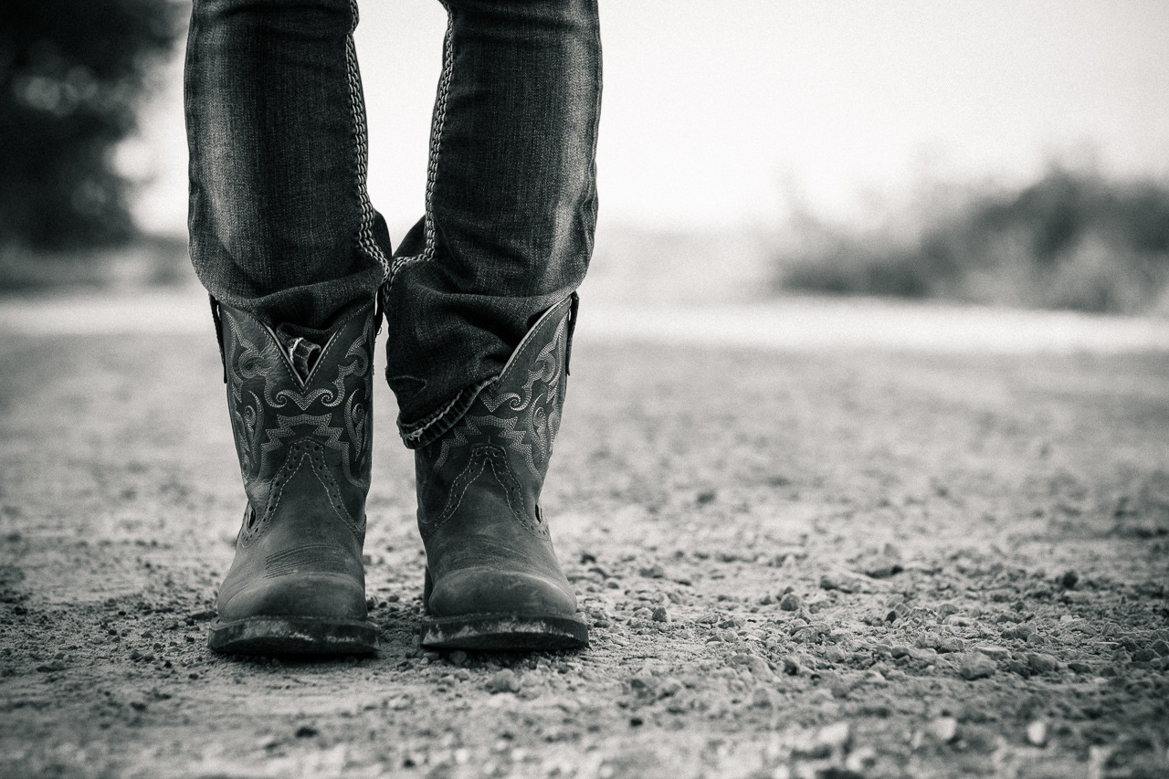 Cowboy Boots by Stephen Holmes