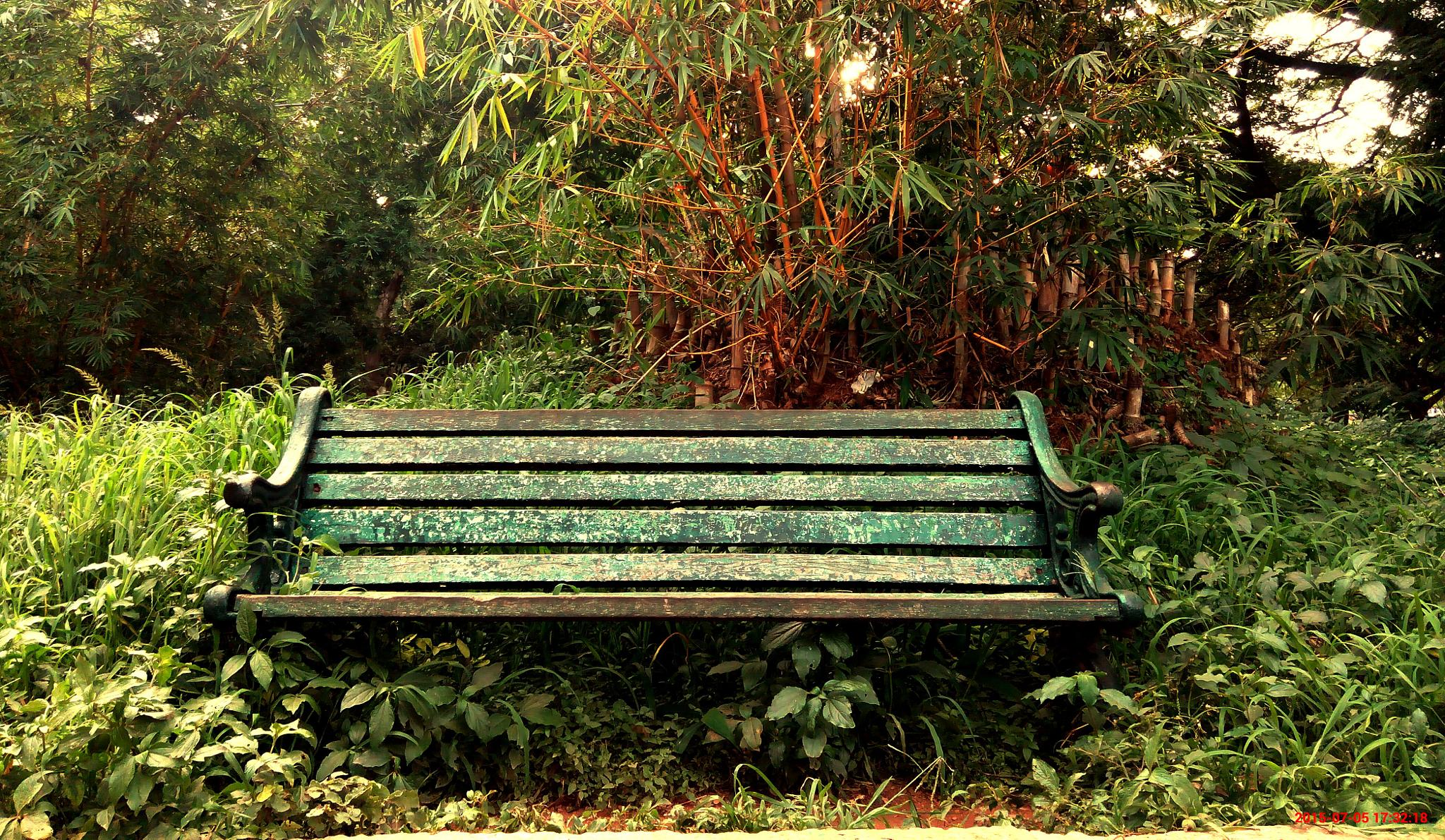 Wanna sit? by ManeeshNair