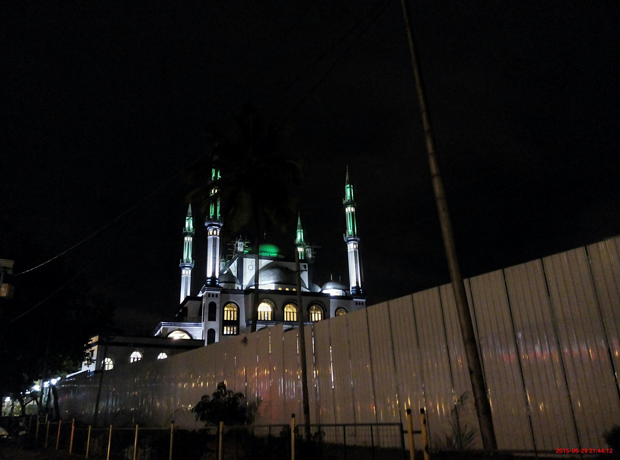Ramadan and pretty lights by ManeeshNair