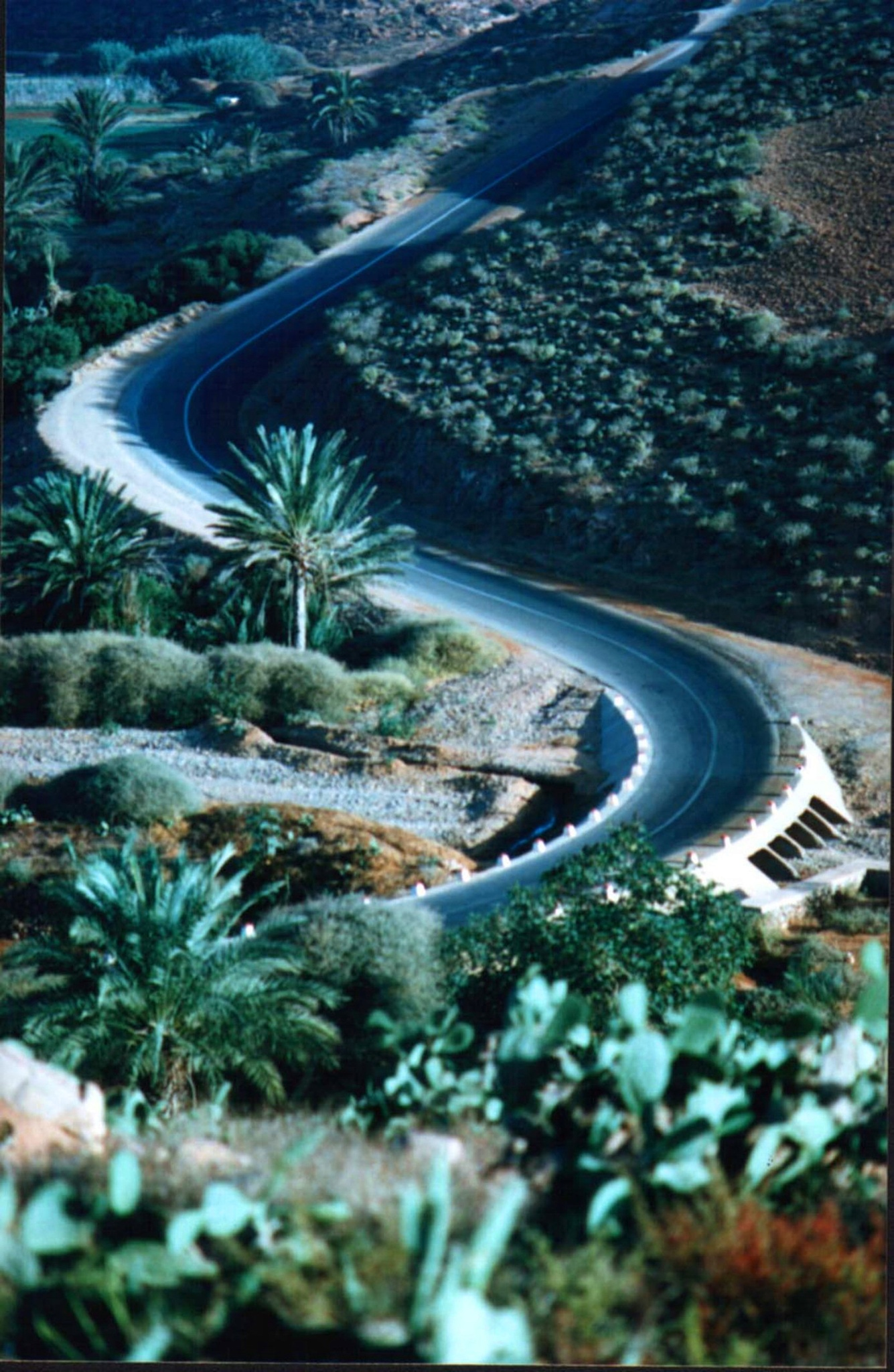 Vers Mirleft Morocco by Fouad Benallal