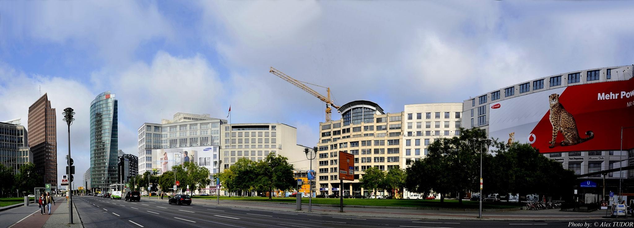 Berlin - Germany by alextudor84