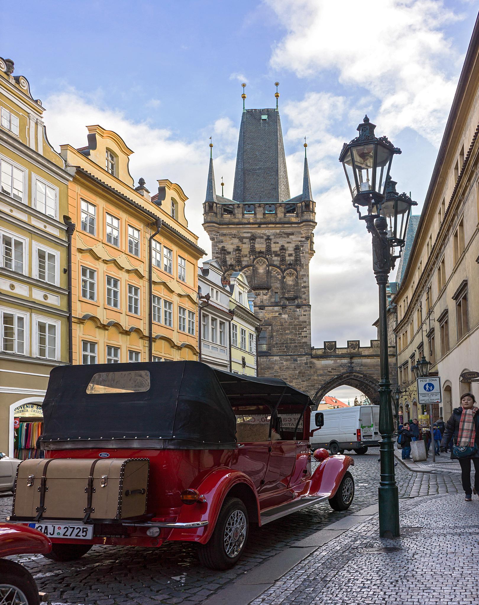 Prague, Czech Republic by NenadO