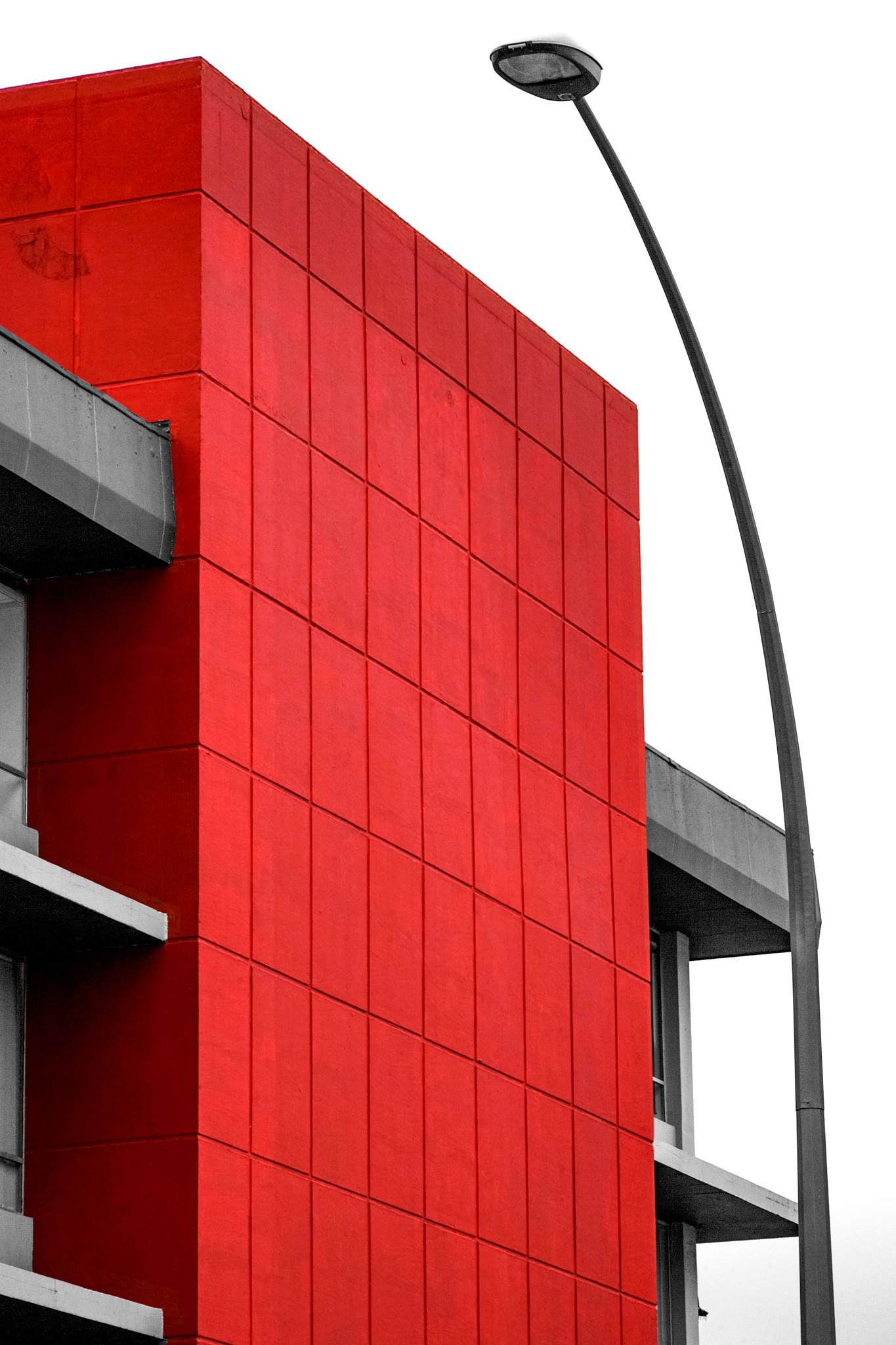 RED BUILDING by moonchae71