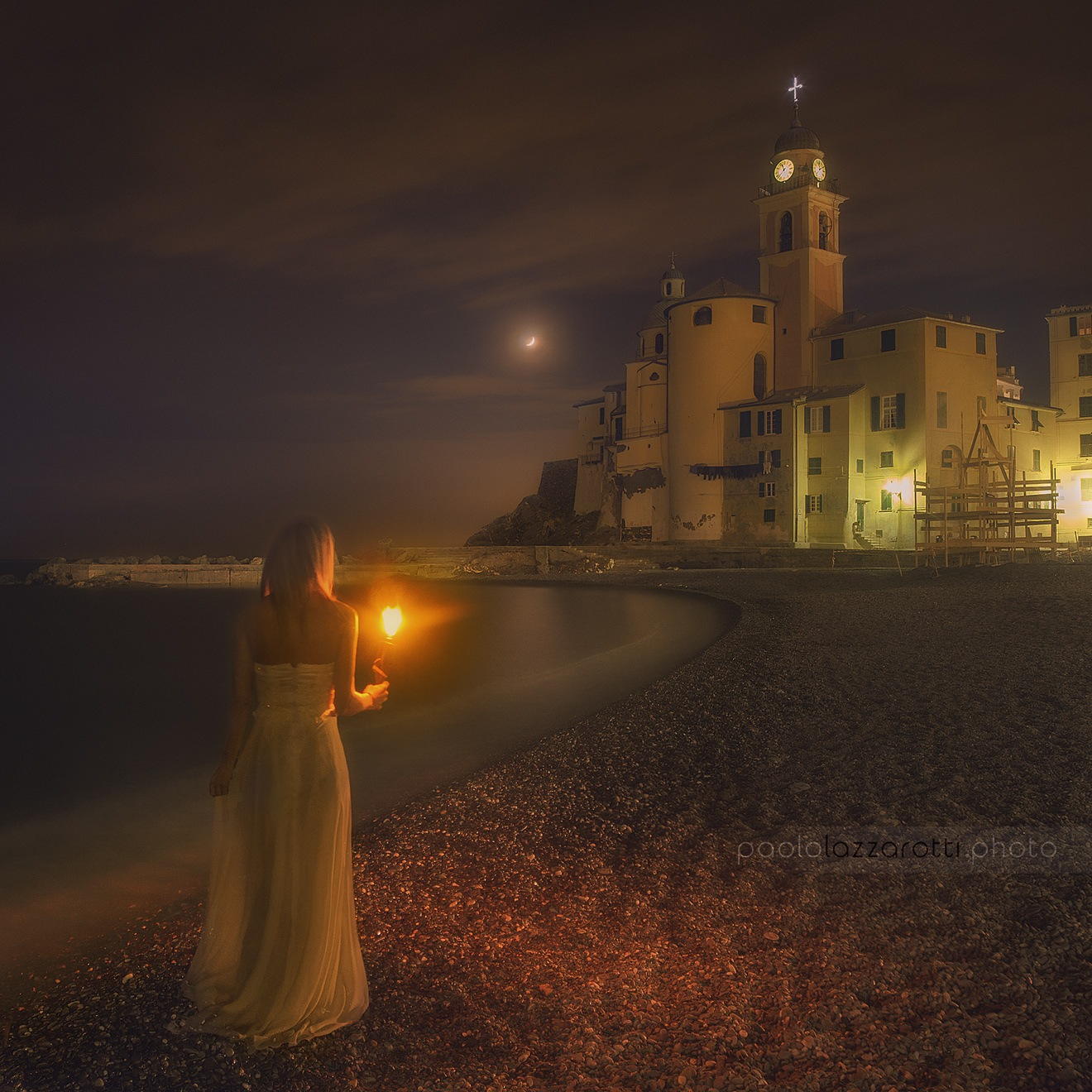 Camogli Daydreaming by Paolo Lazzarotti