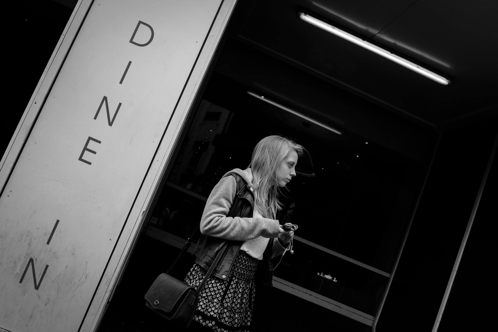 Dine In by lukemailey
