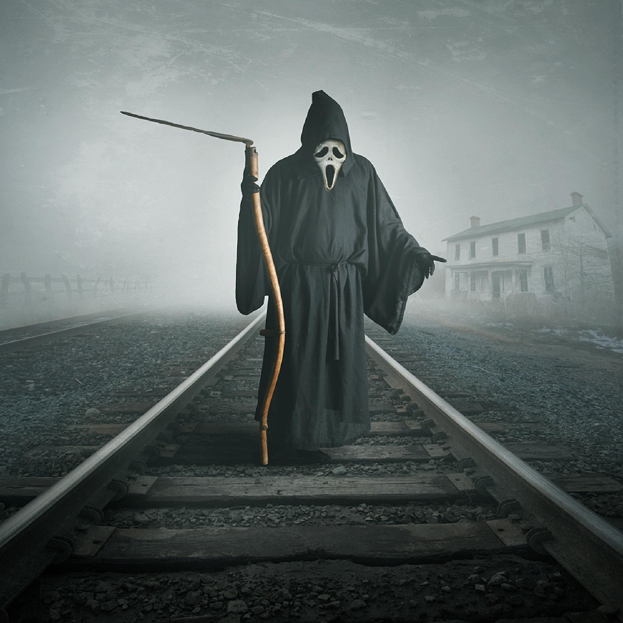 mr death by Tom