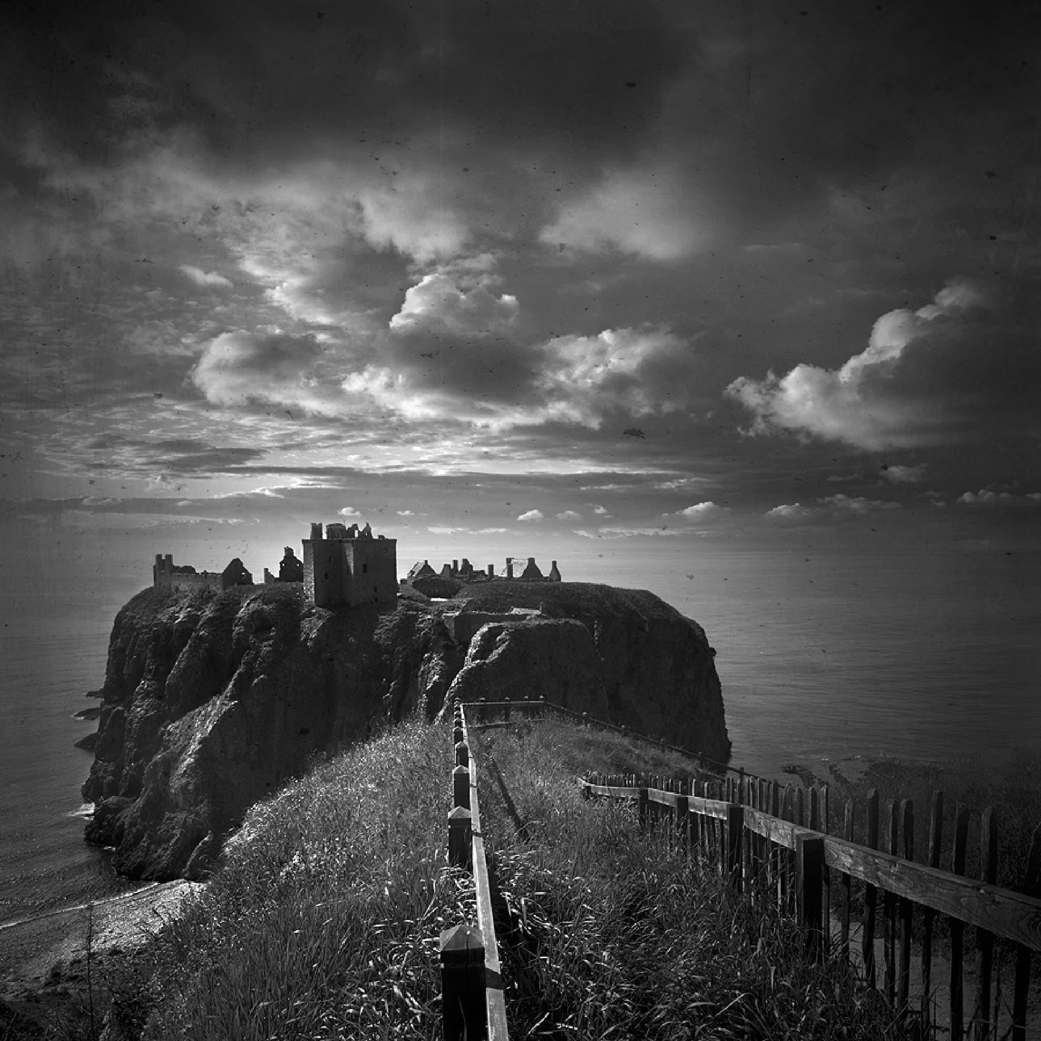Photo in Landscape #castle #scotland #dunottar