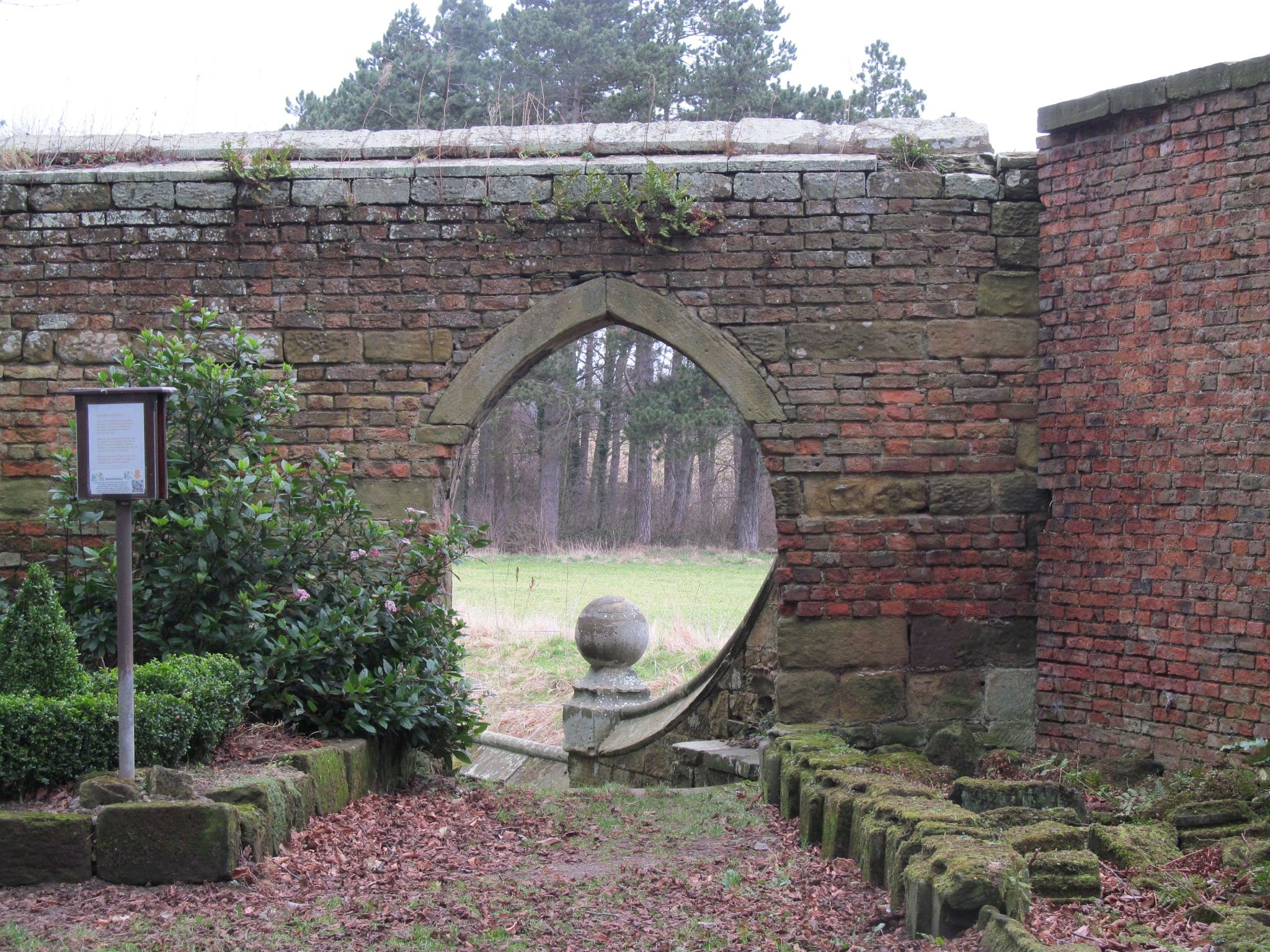 Through the wall by joan croll