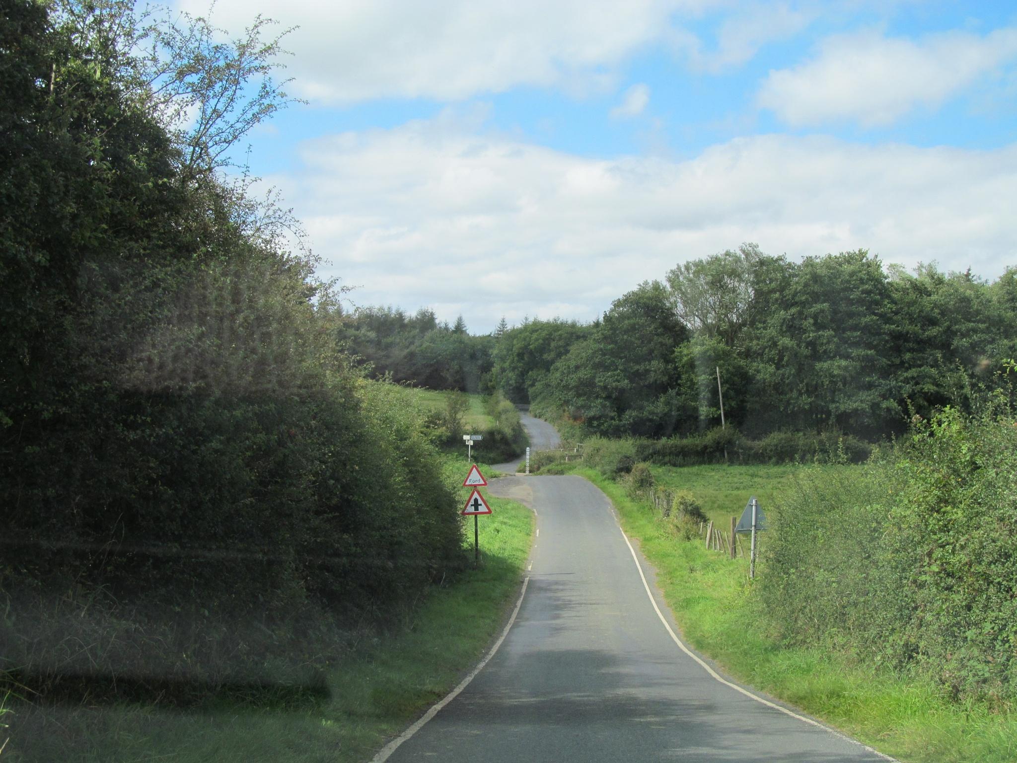 Long & winding road by joan croll
