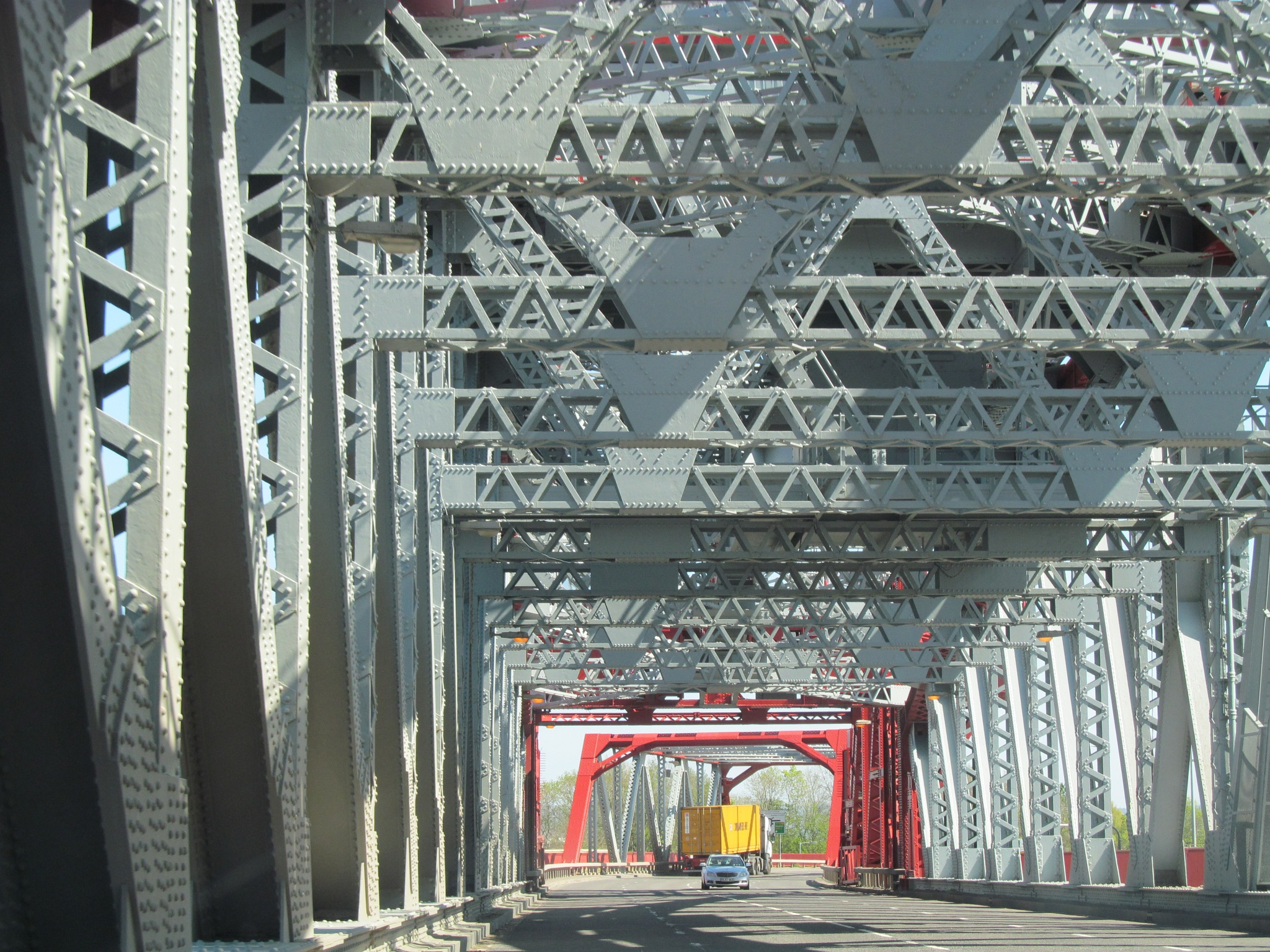 Under the bridge by joan croll