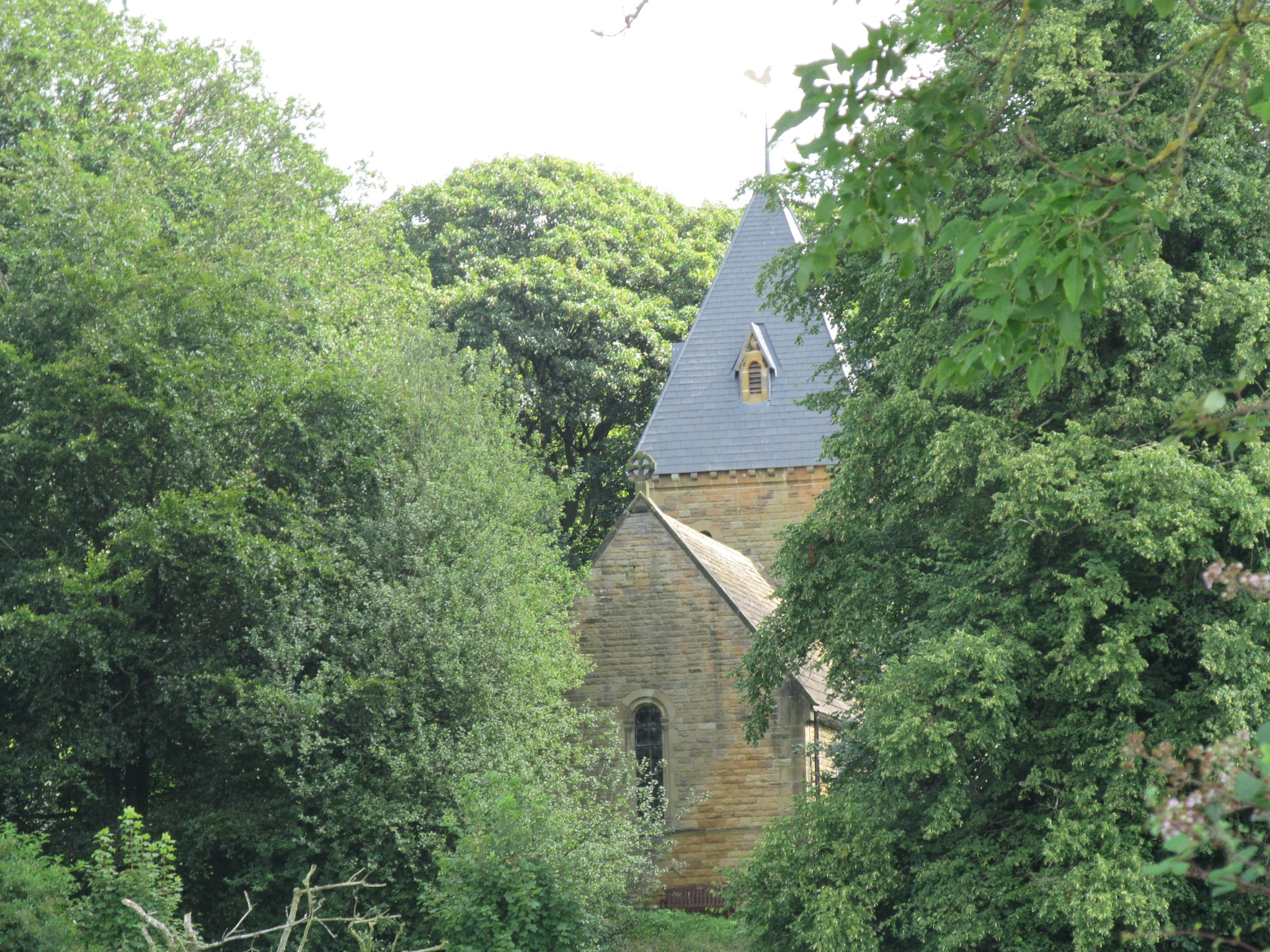 Church by joan croll