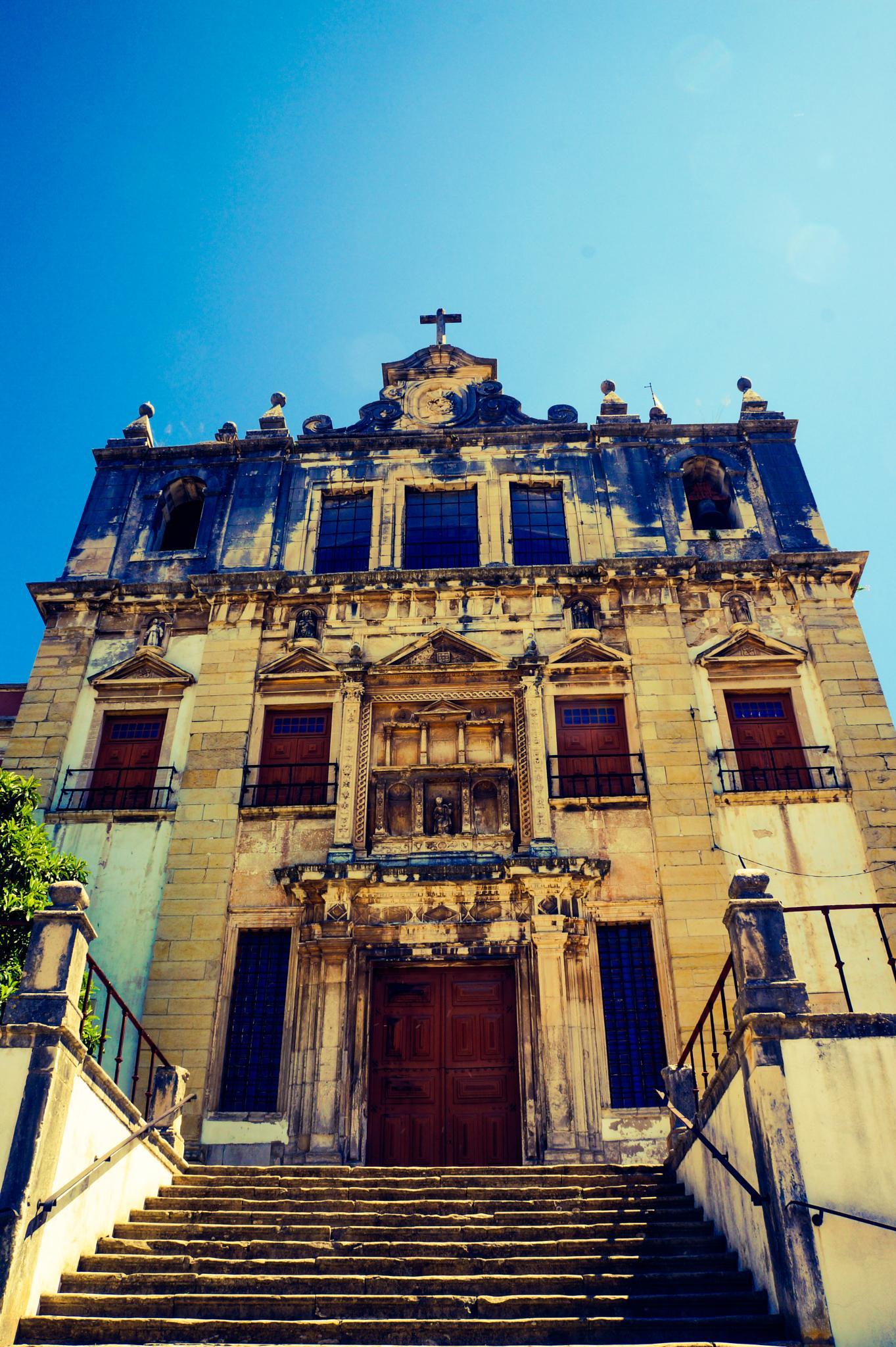 Igreja de Santa Justa em Coimbra by Miguel Angelo