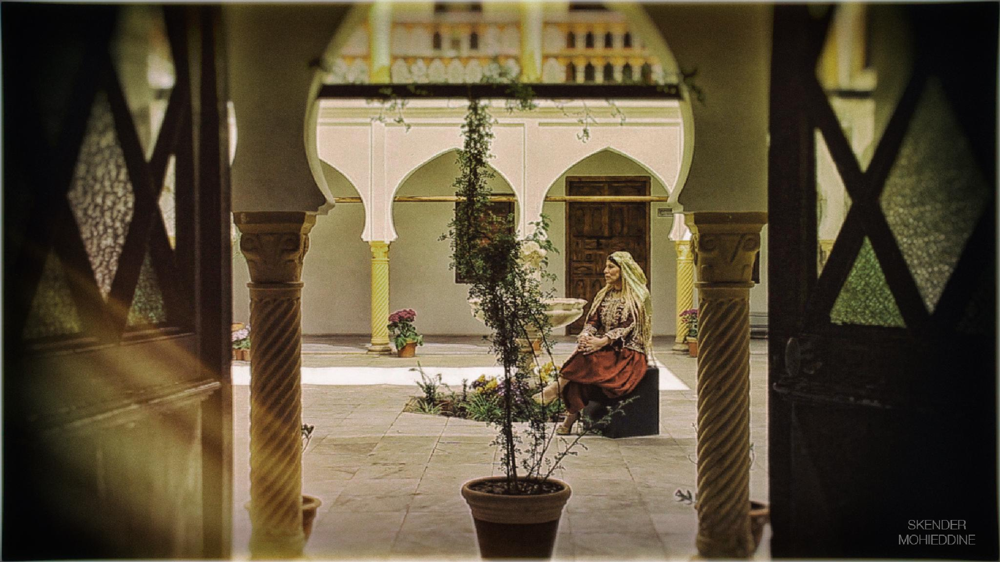 دار الأمير عبد القادر Dar el emir  by Skender Mohieddine