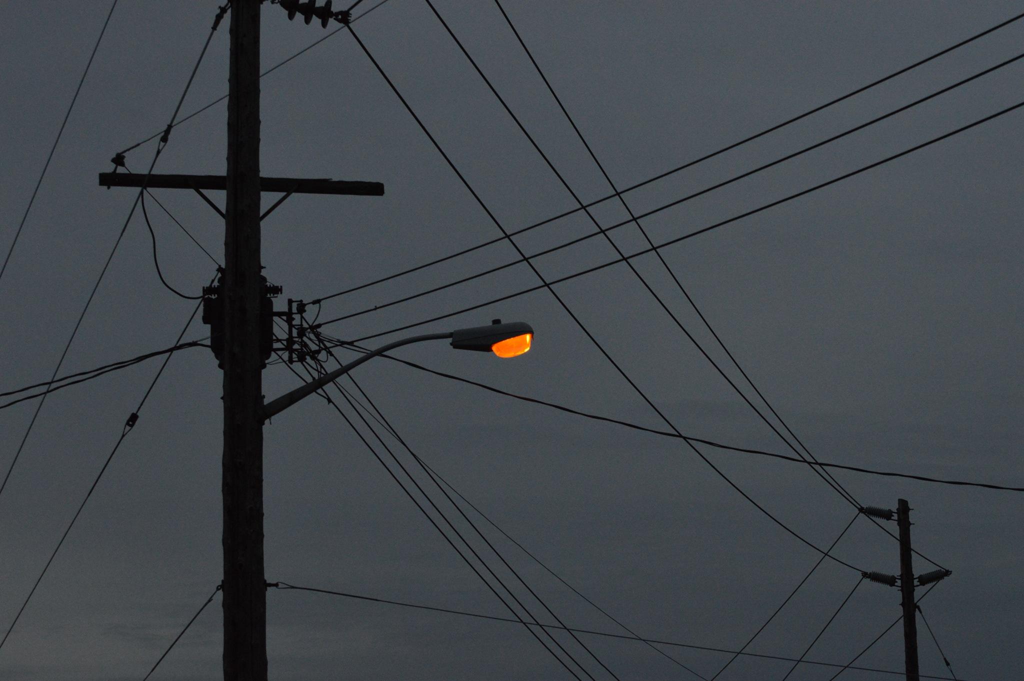 Street Light by ERock23