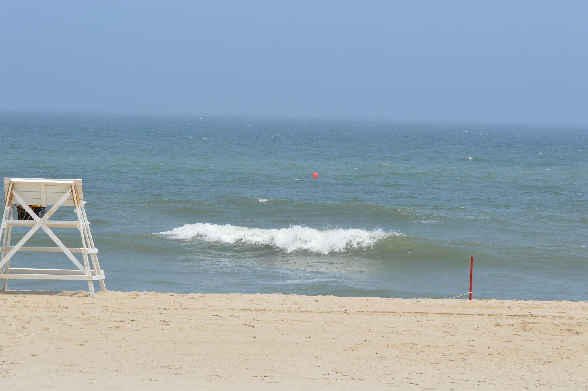 Empty Beach by ERock23