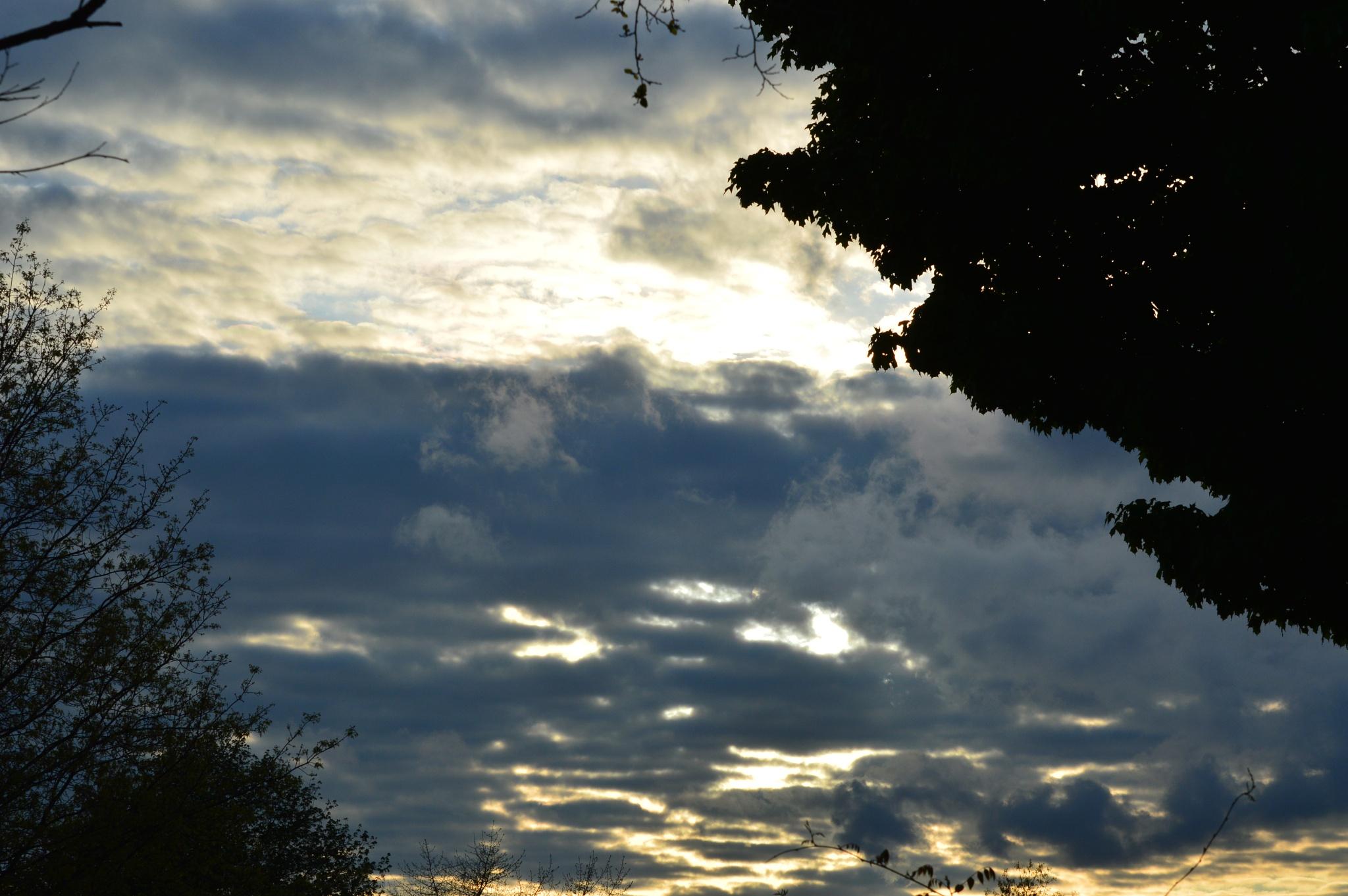 Clouds  by ERock23