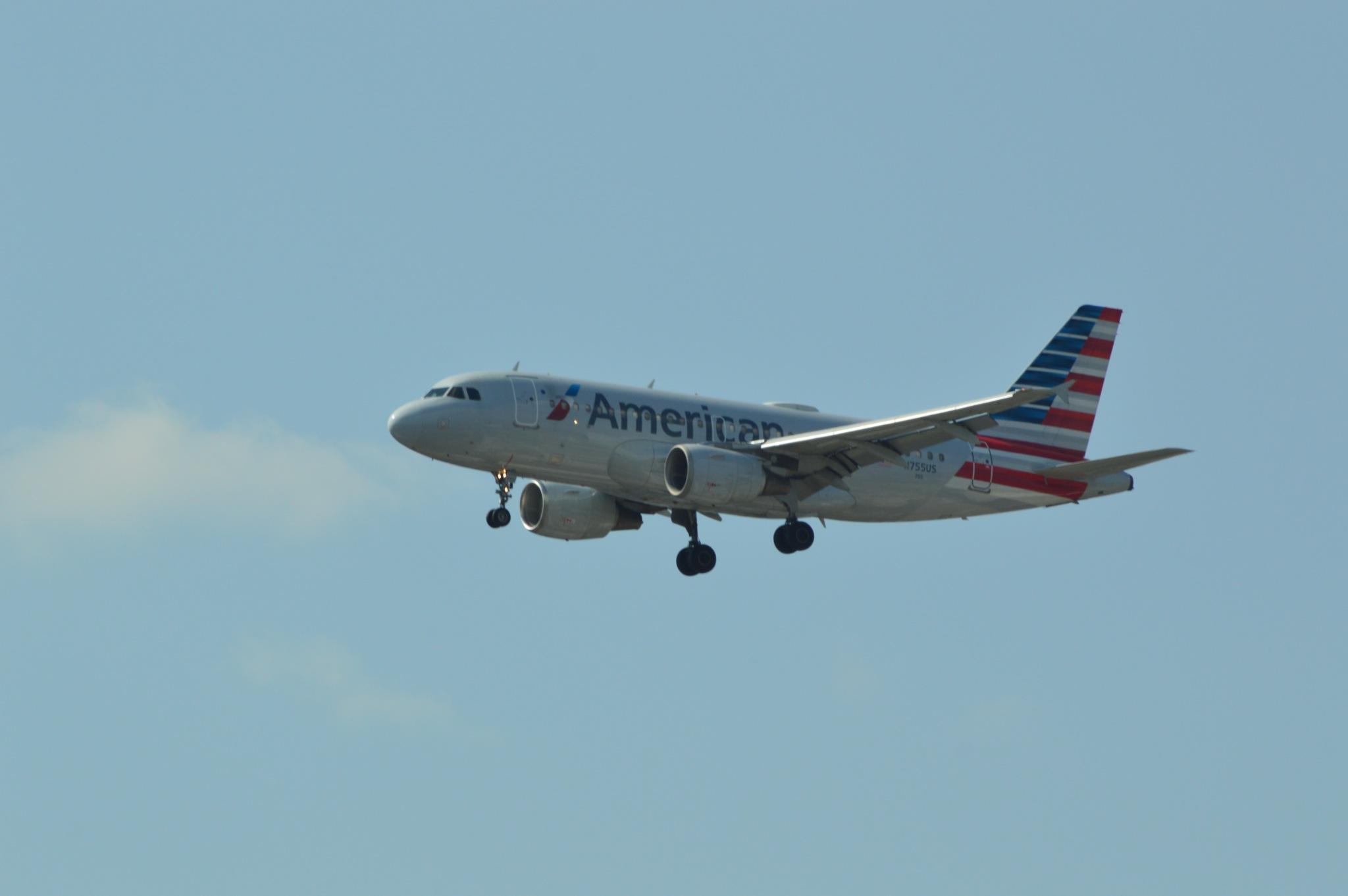 American Landing by ERock23