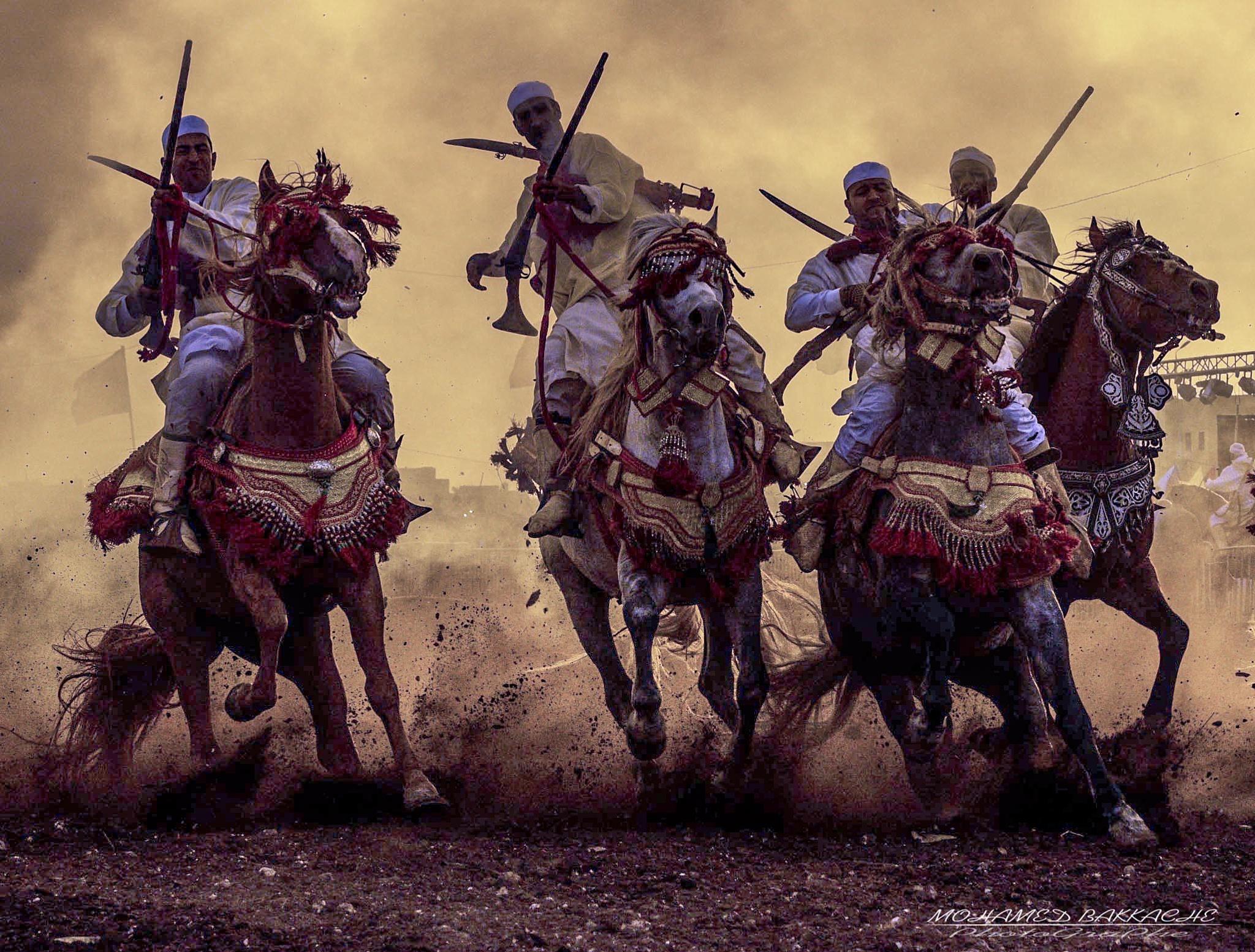 Untitled by Bakkache Mohammed